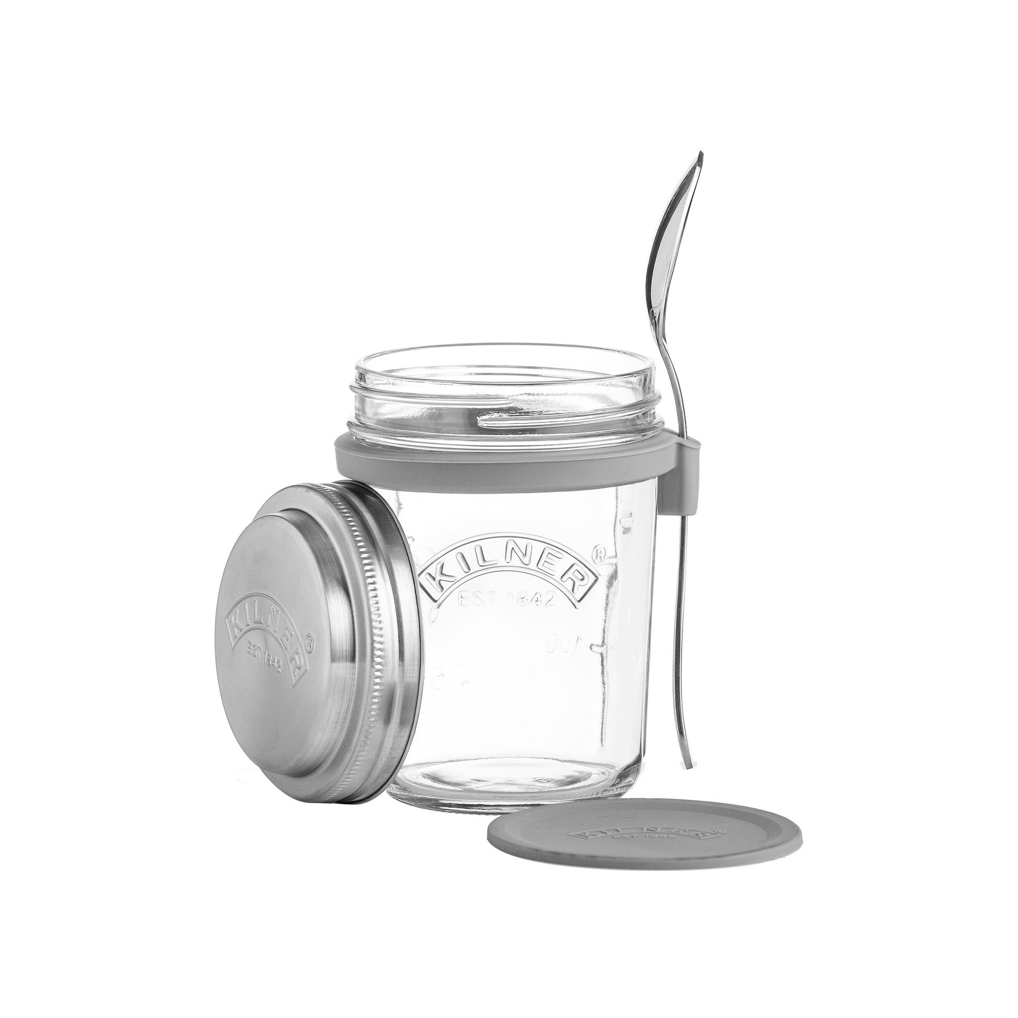Image of Kilner Breakfast Jar Set