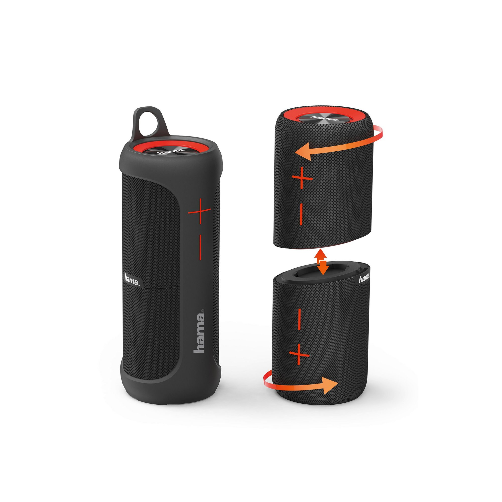 Image of Hama Soundcup-D Mobile Bluetooth Speaker