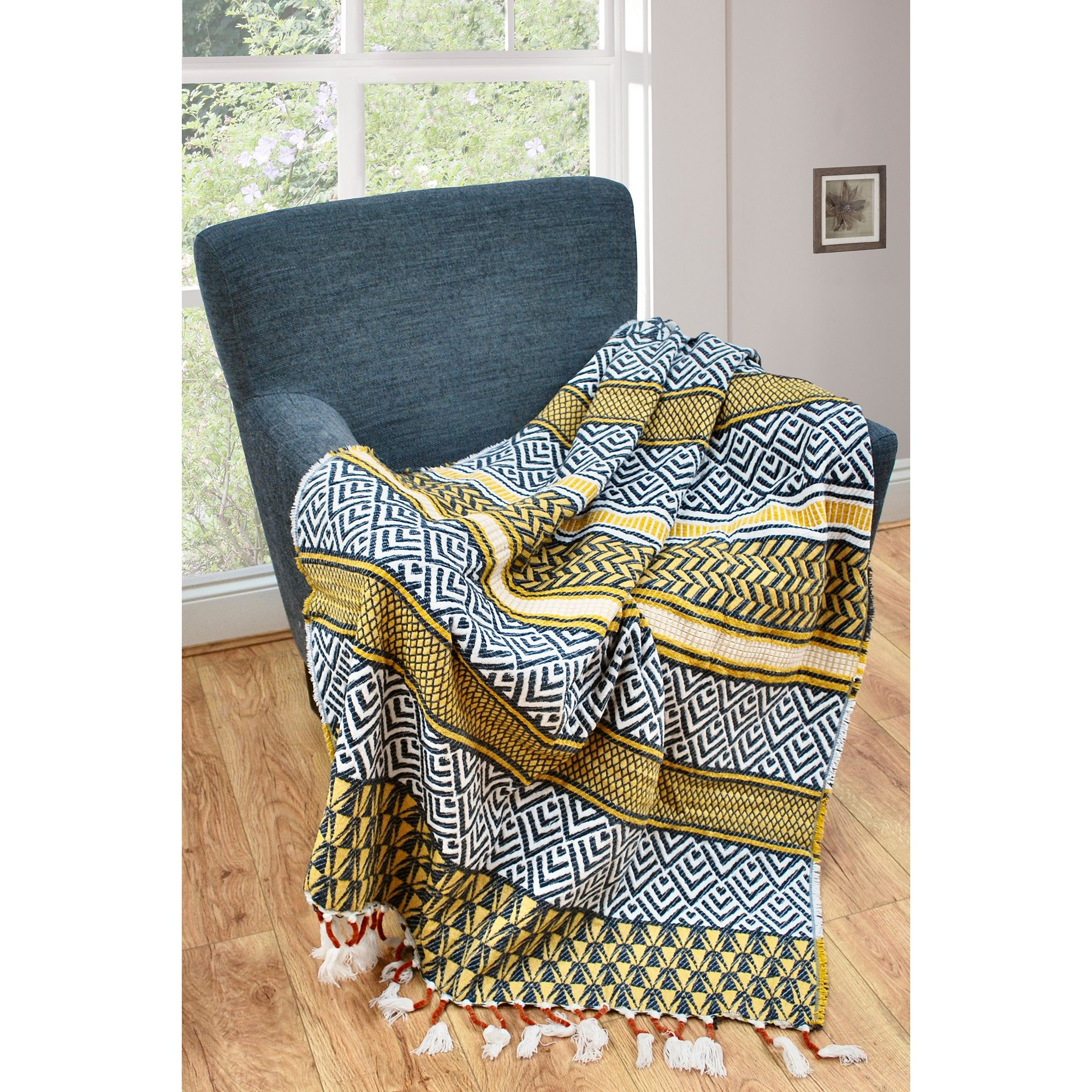 Image of Aztec Throw