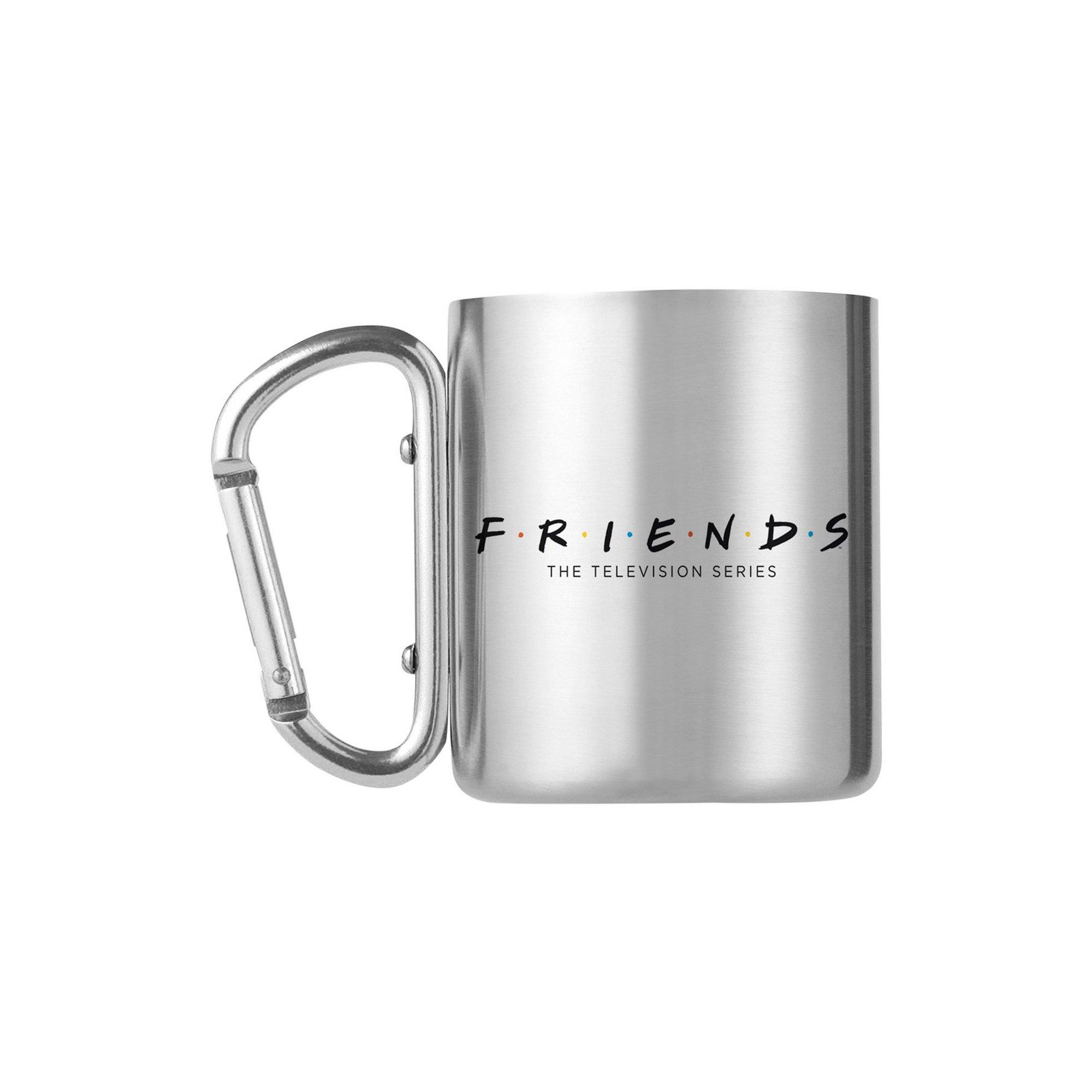Image of Friends Carabiner Mug