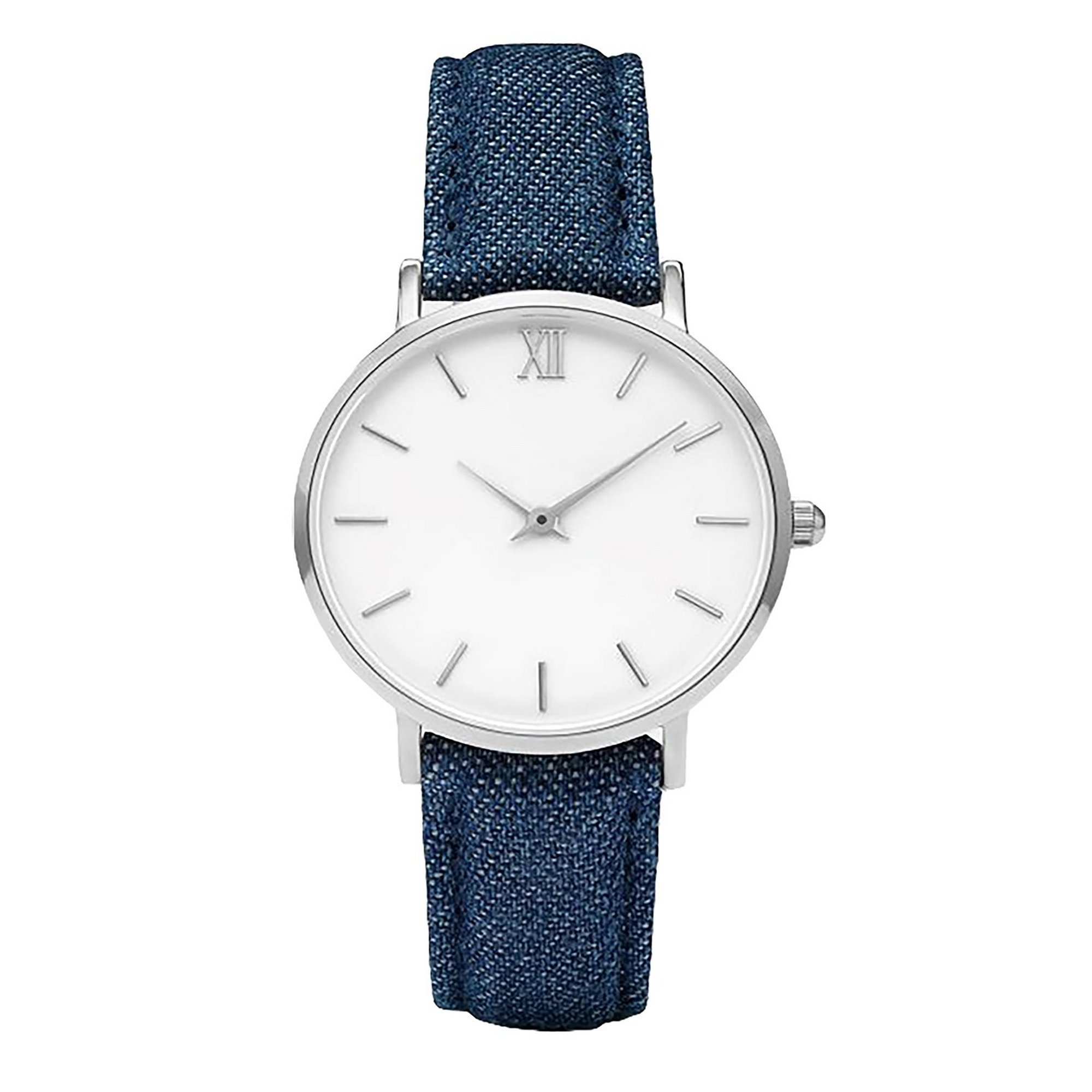Image of Citron Blue Strap Watch