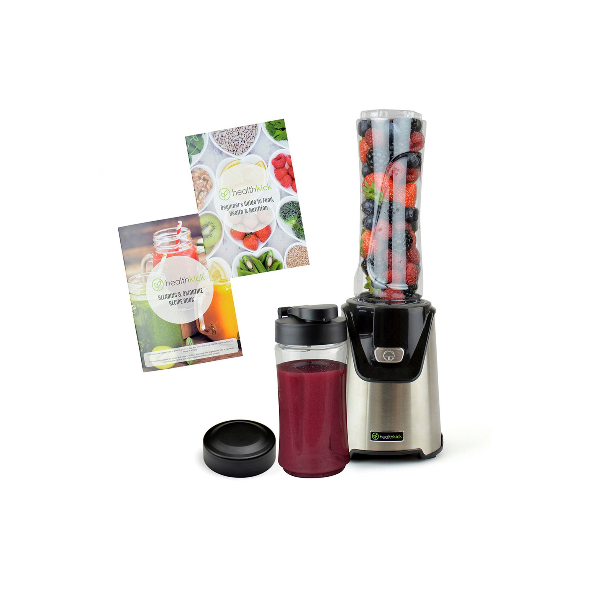 Image of Health Kick 400W Personal Sports Blender