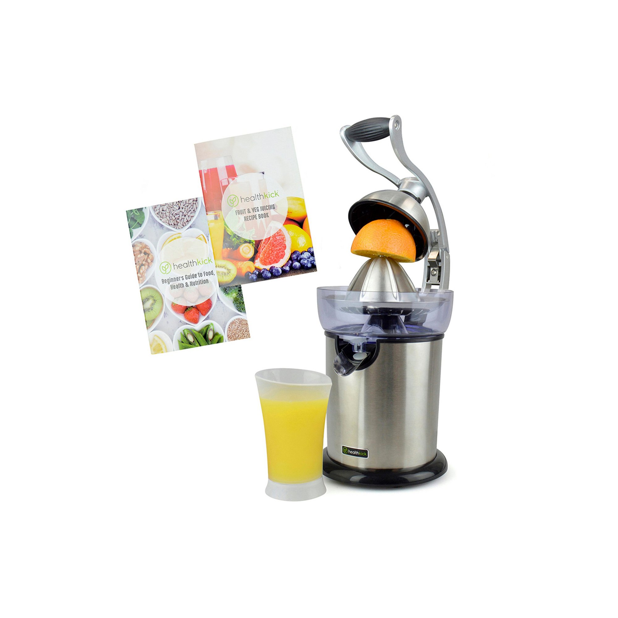 Image of Health Kick 130W Citrus Fruit Juicing Press