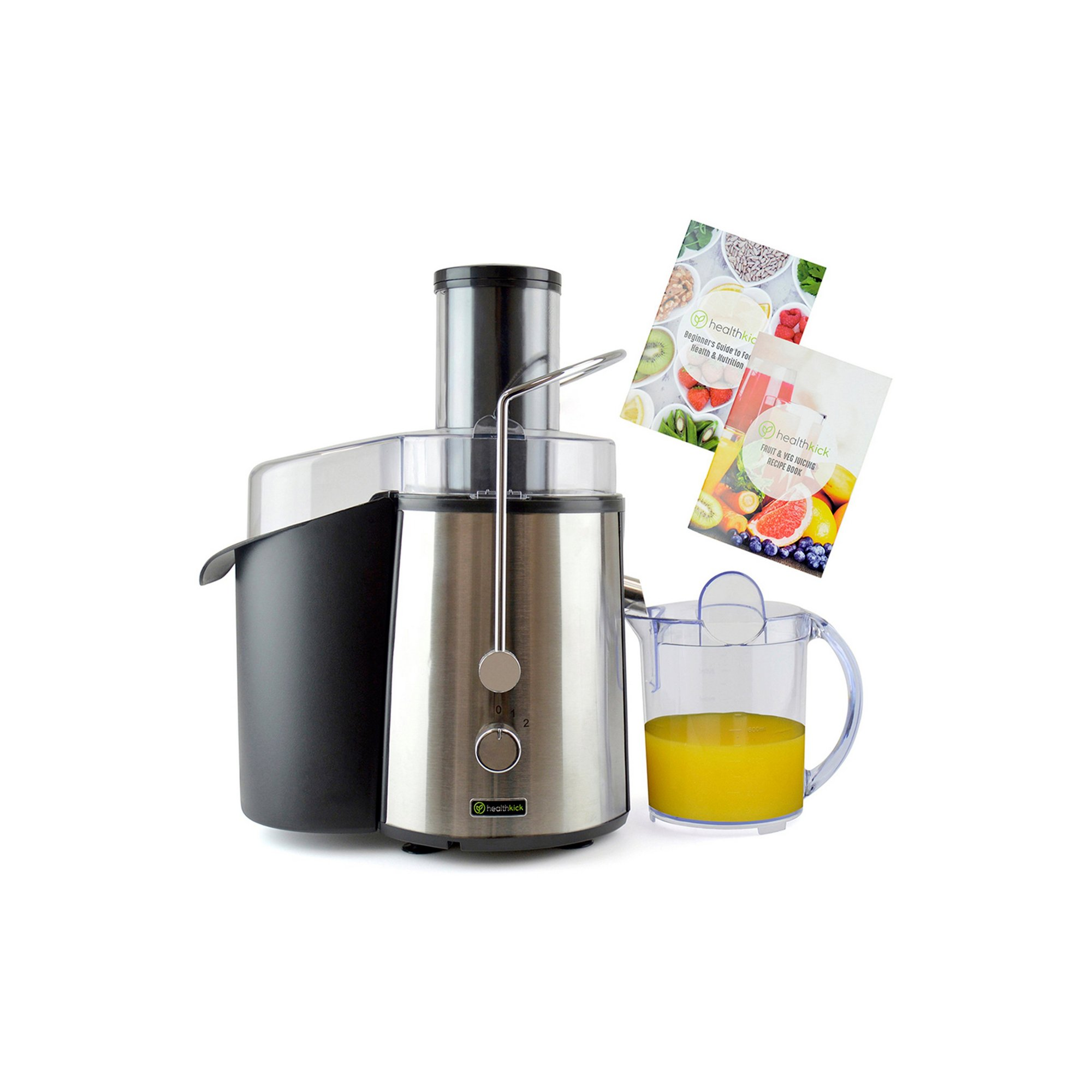 Image of Health Kick 850W Fruit and Veg Juice Extractor
