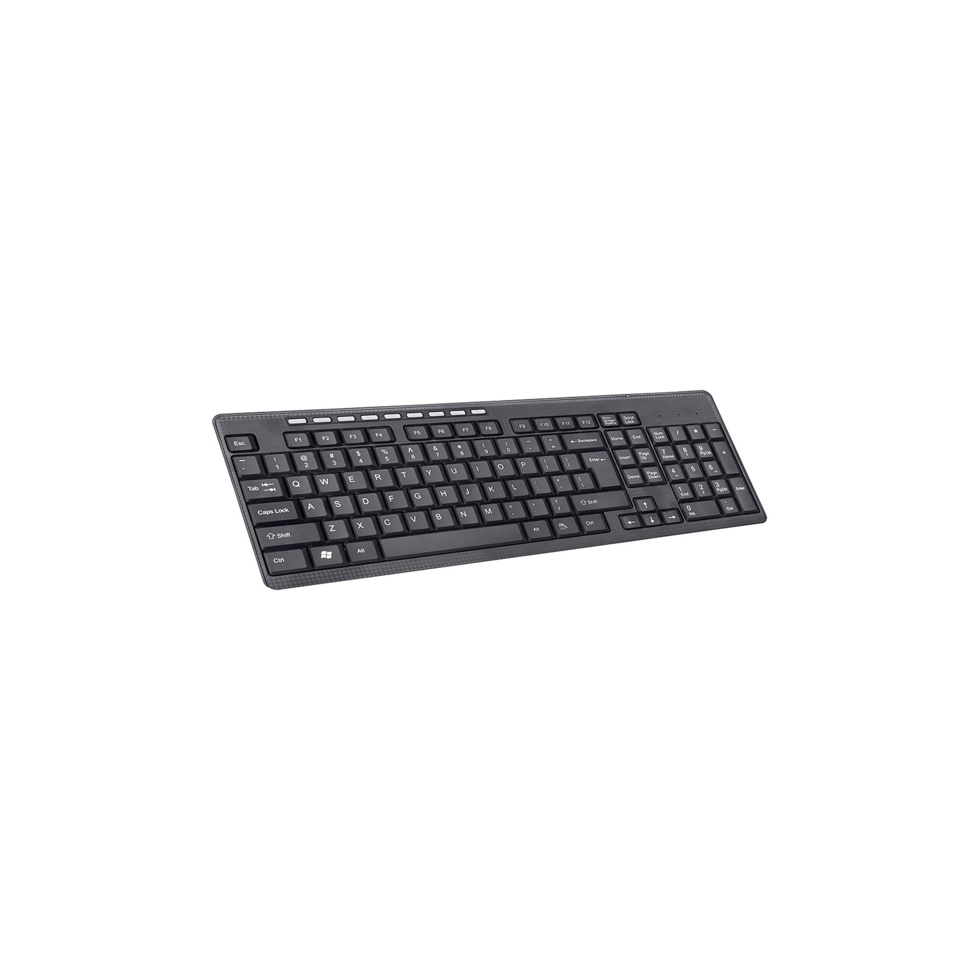 Image of Infapower Full Size Wireless Keyboard