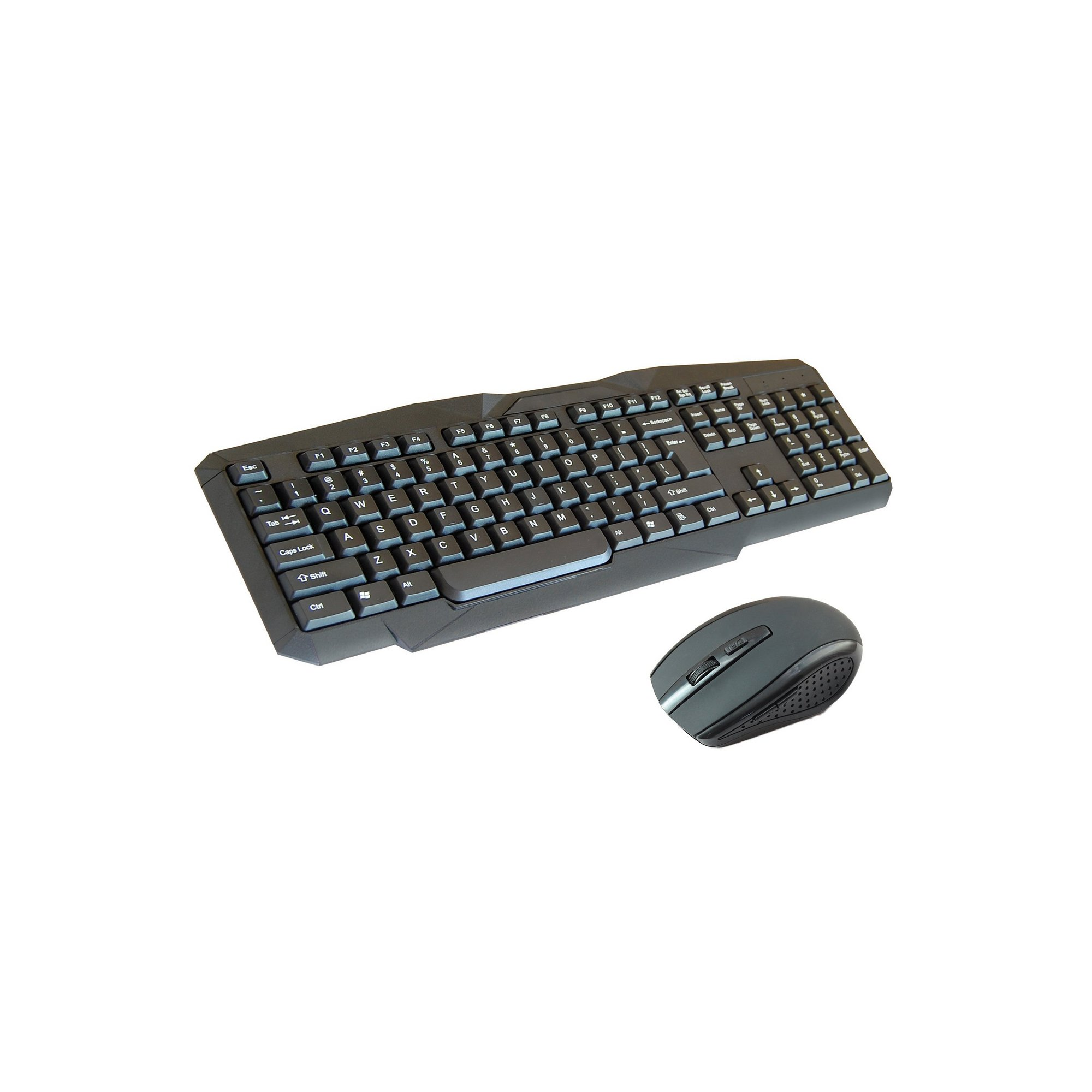 Image of Infapower Full Size Wireless Keyboard and Mouse