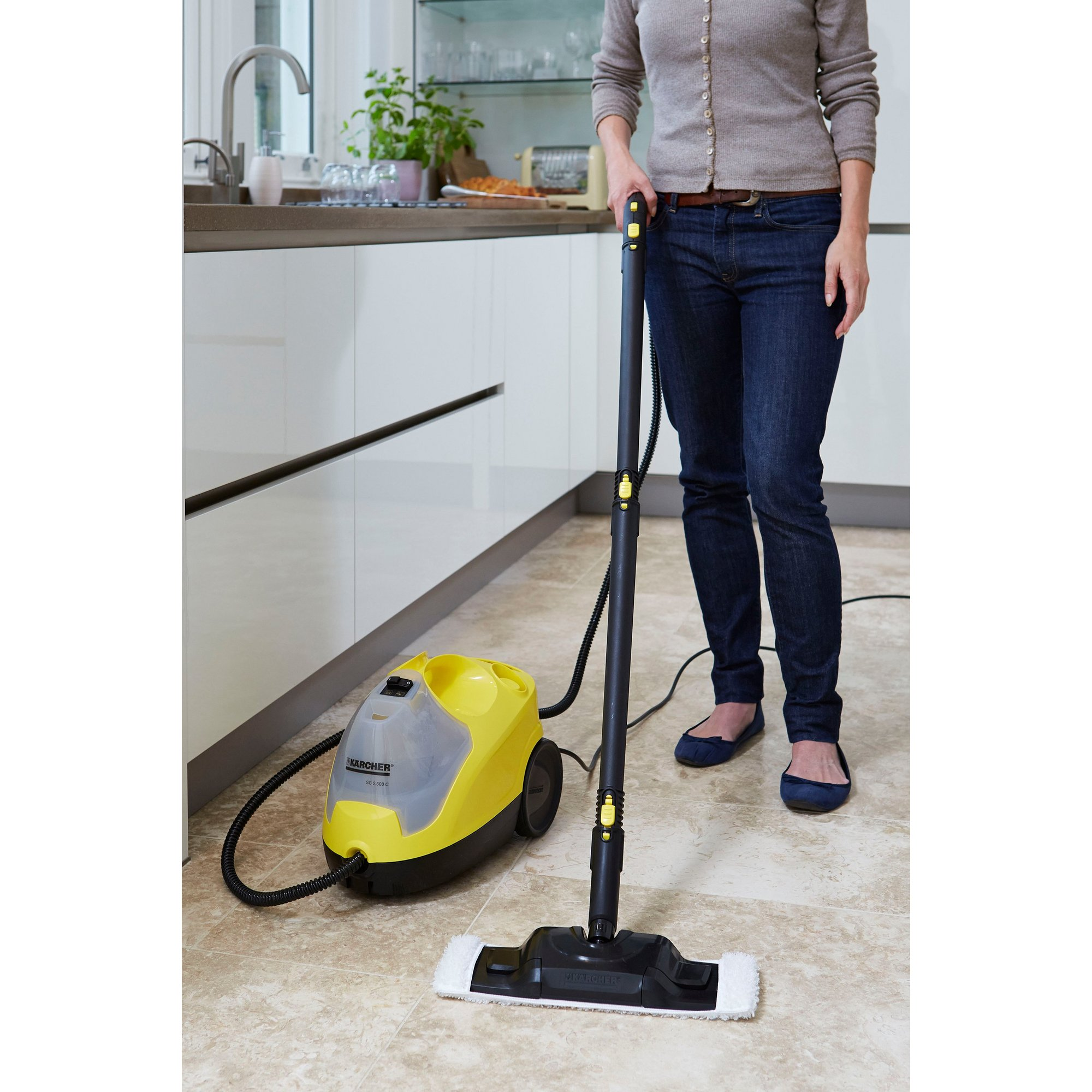 Image of Karcher SC4 Easy Fix Steam Cleaner