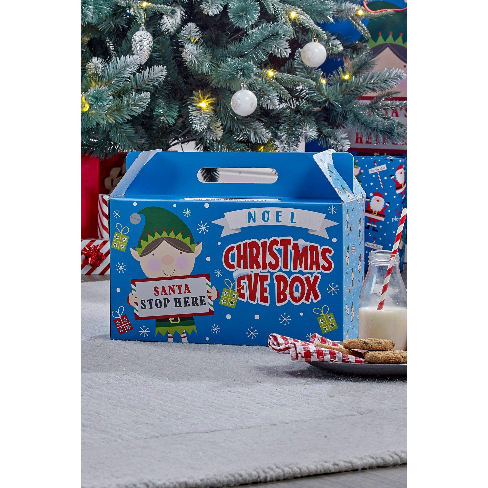 Image of Elf Christmas Eve Box