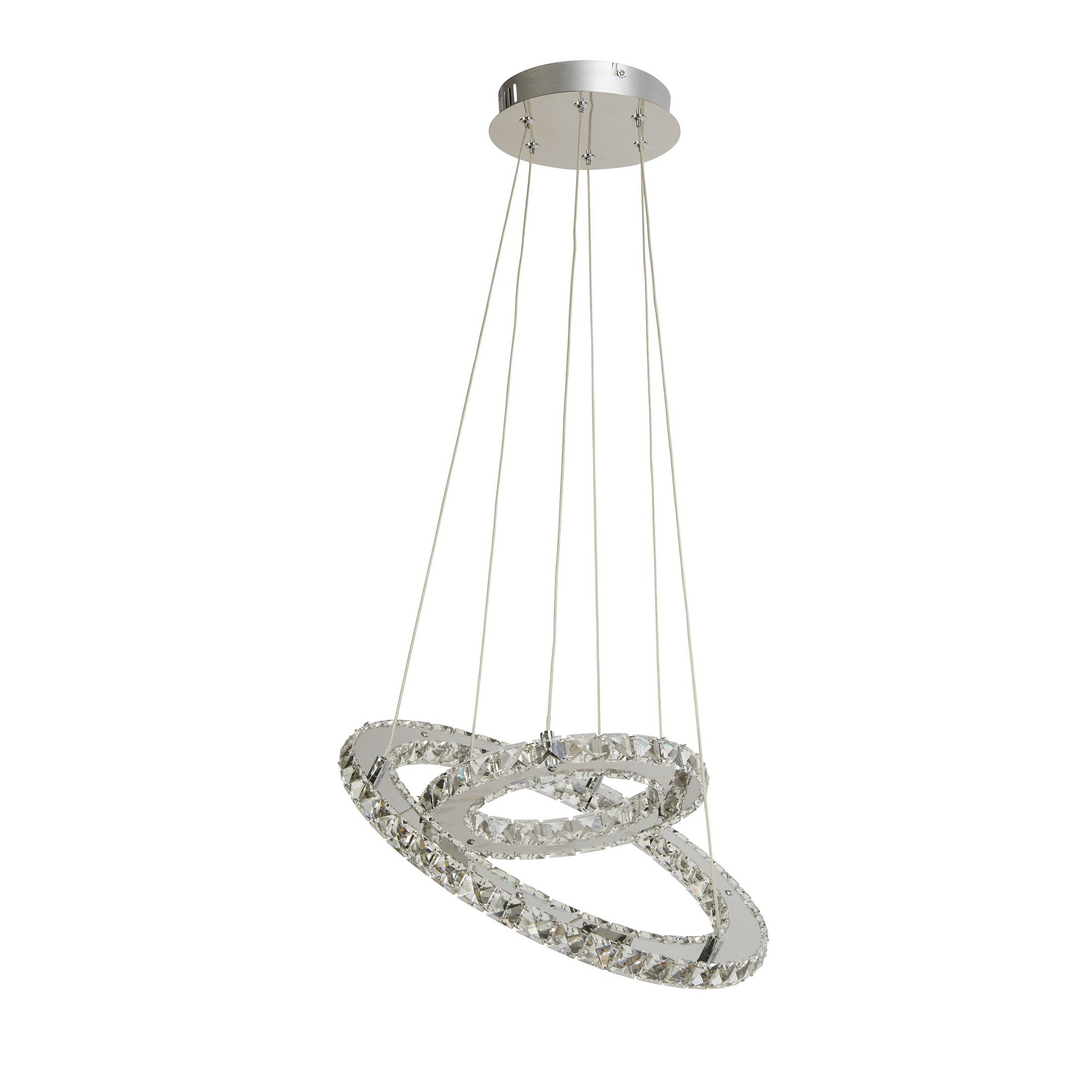 Image of 2 Ring LED Ceiling Light