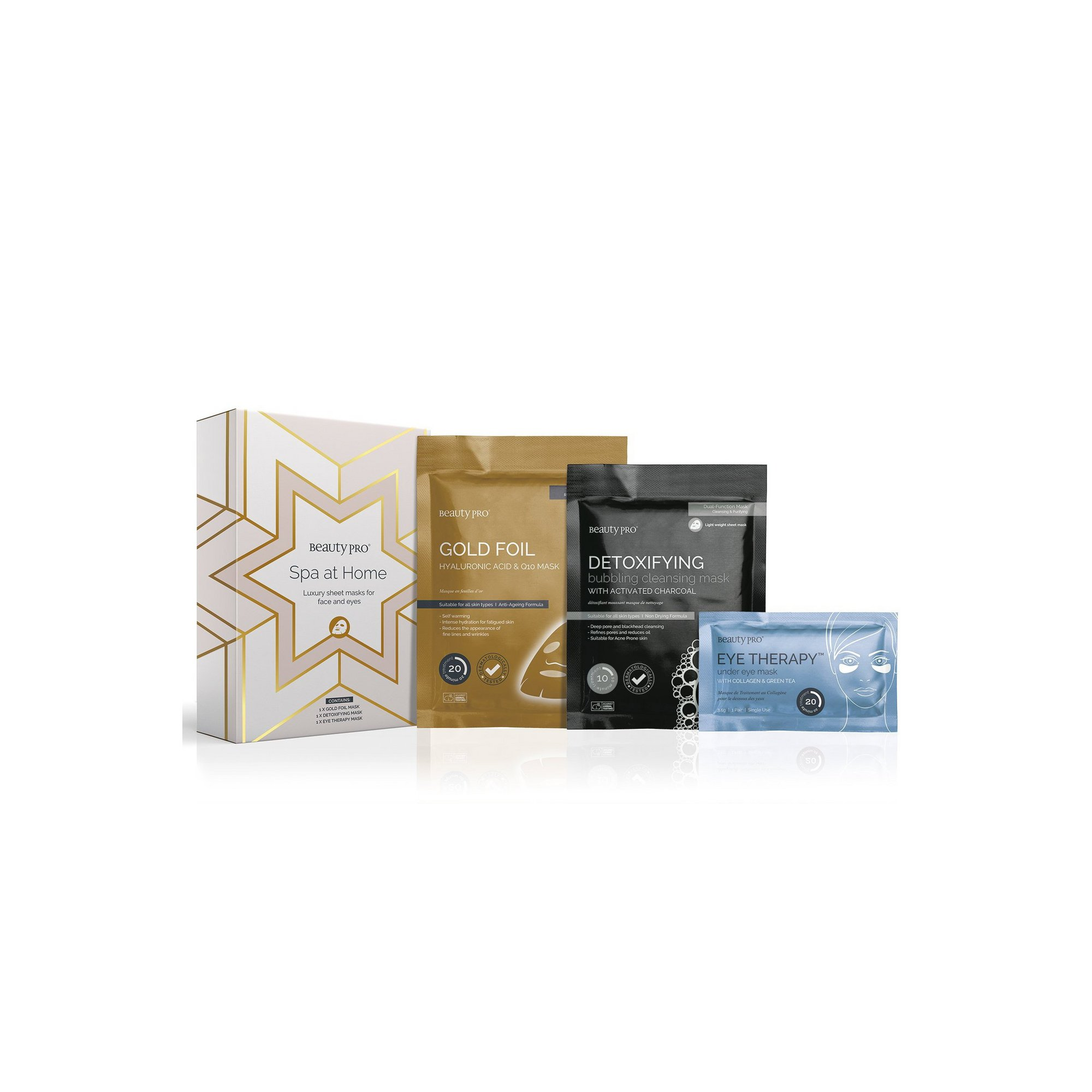 Image of BeautyPro Spa at Home Gift Set