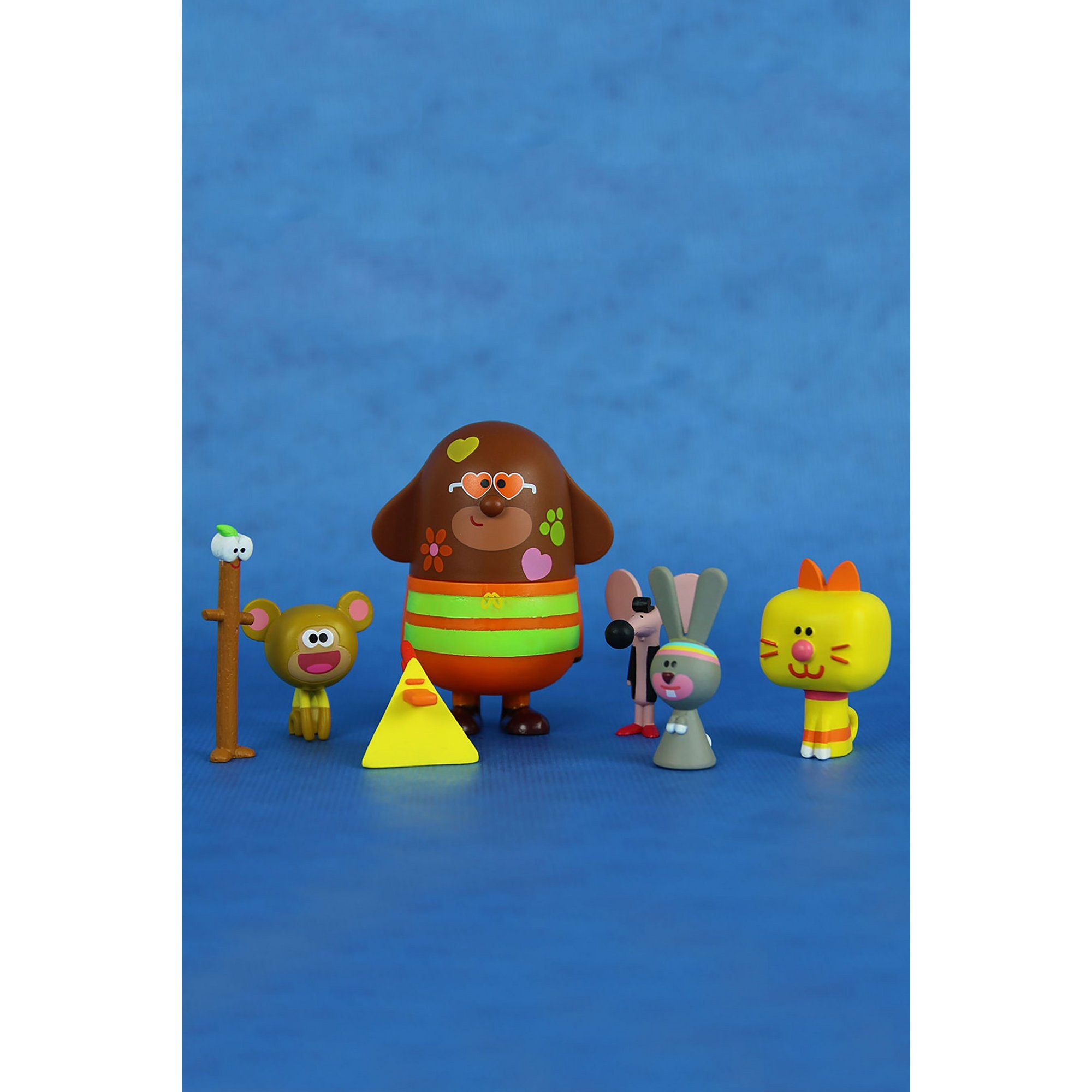 Image of Hey Duggee and Friends Figurine Set