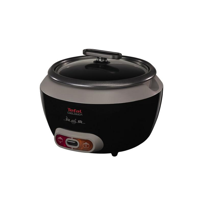 Tefal Tefal Cooltouch Rice Cooker | Black