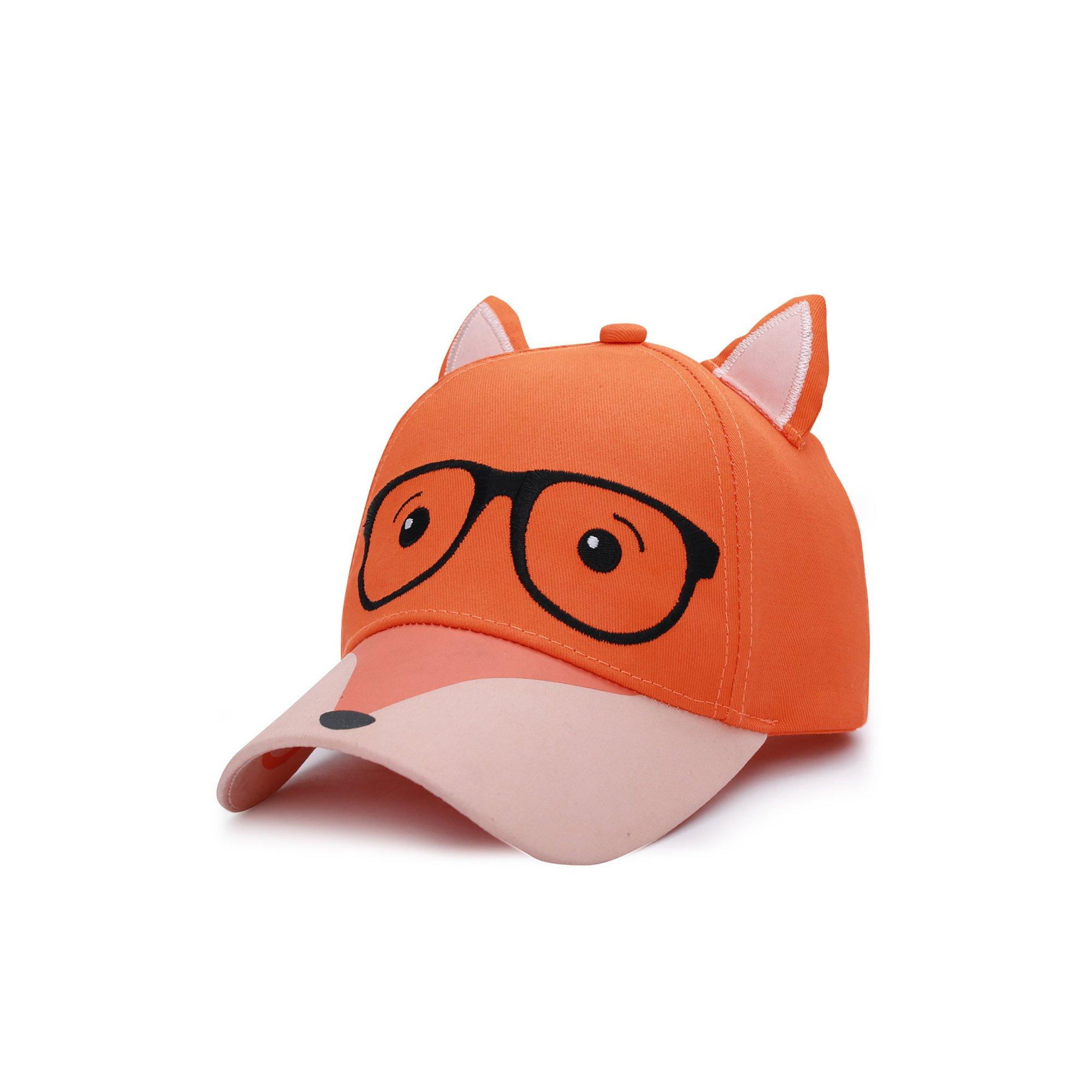 Image of FlapJackKids 3D Ball Cap - Fox