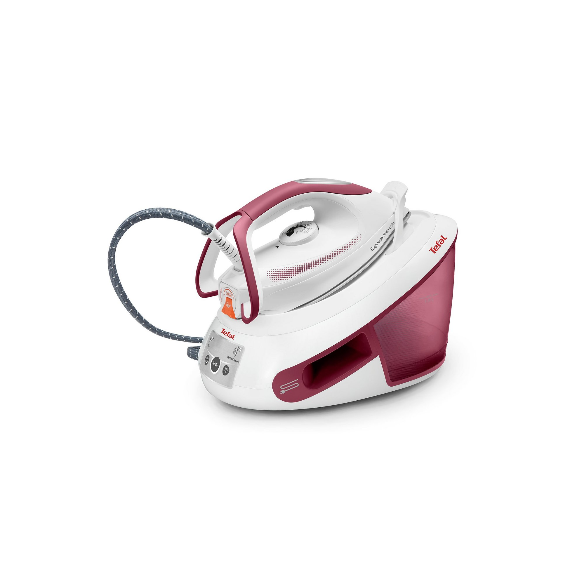 Image of Tefal Express Anti Scale Steam Generator Iron