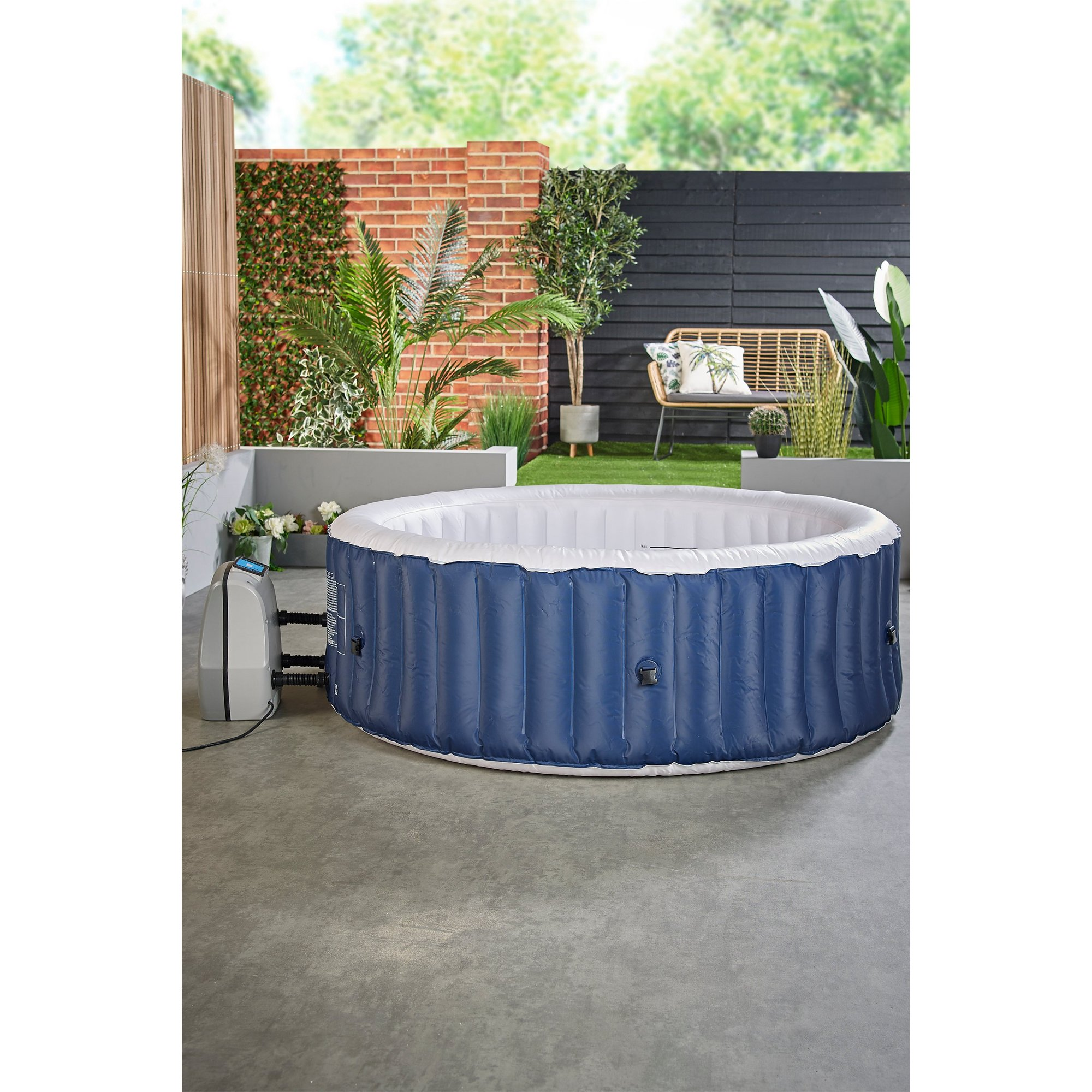 Image of 6 Person Spa