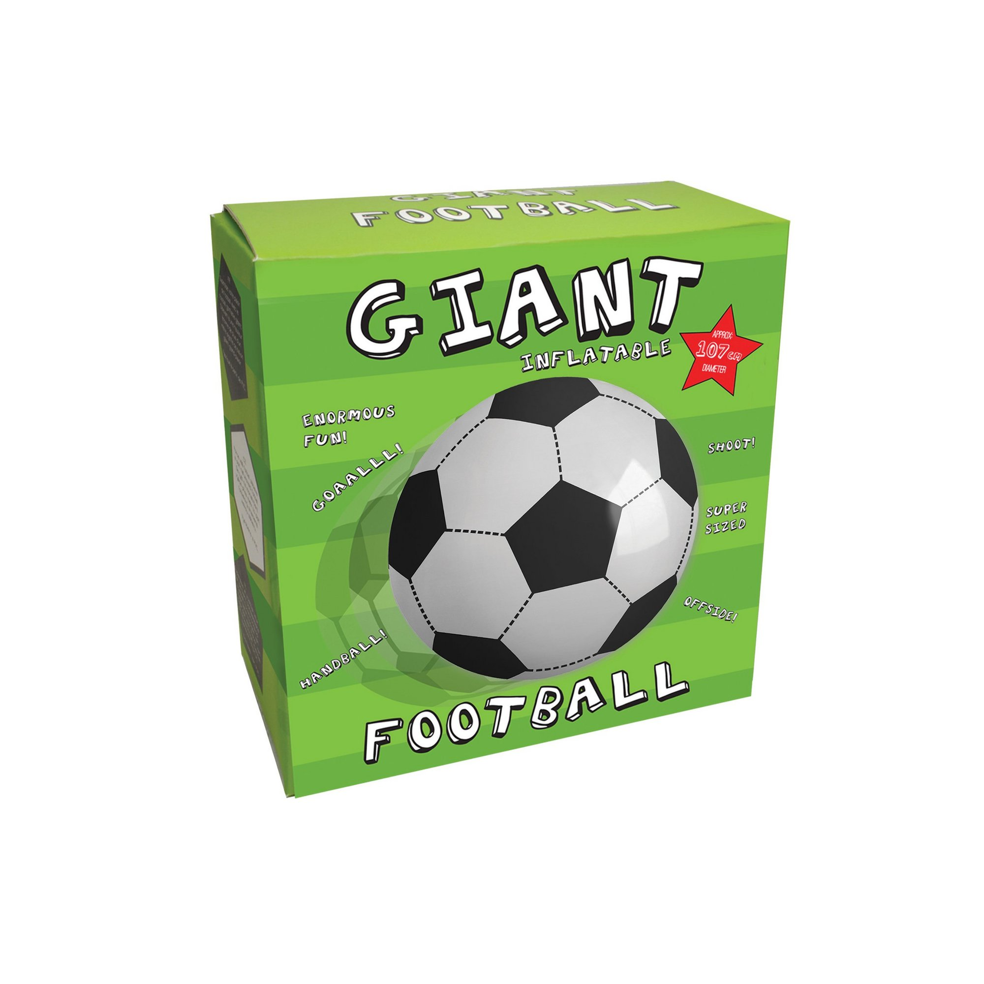 Image of Giant Inflatable Football