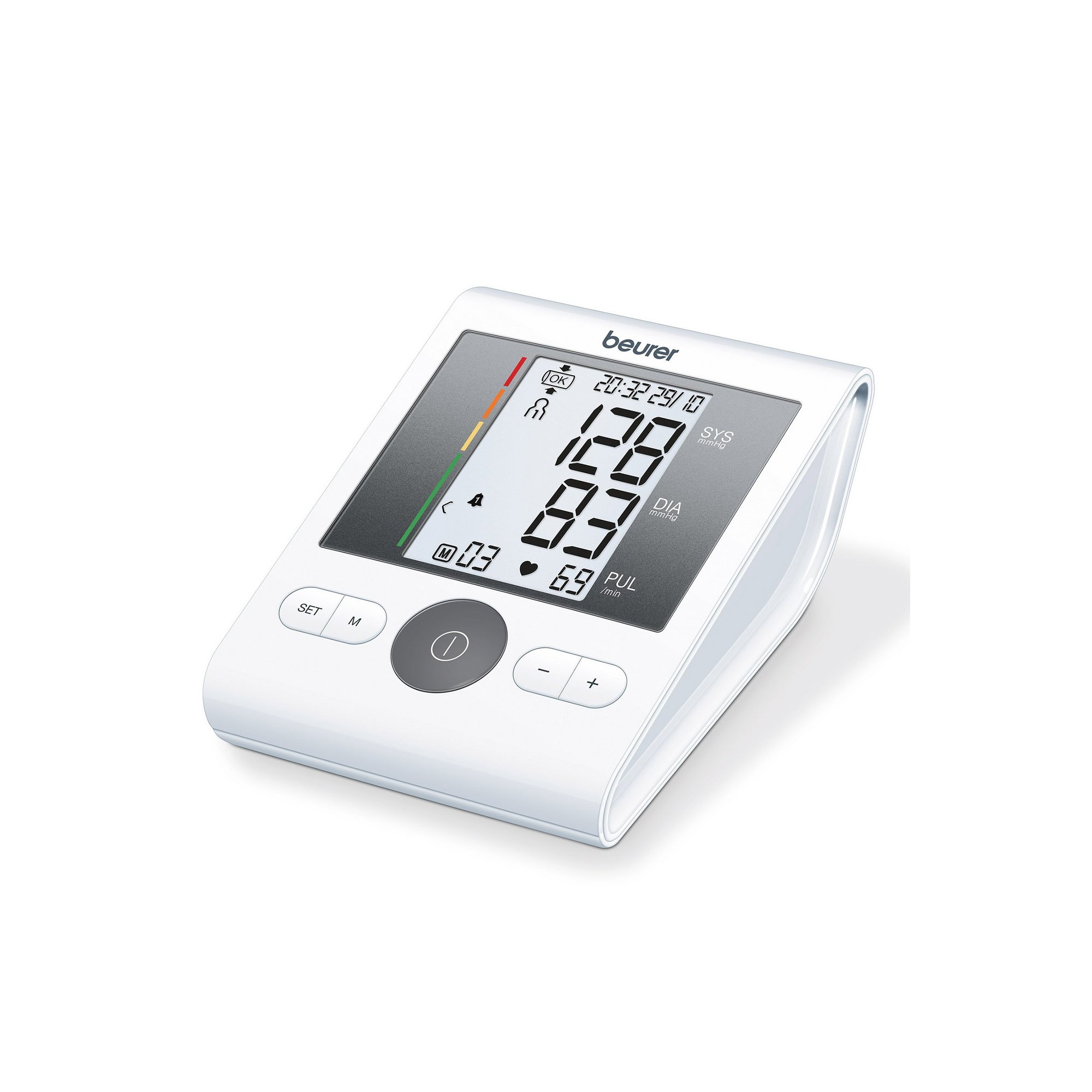 Image of Beurer Compact Upper Arm Blood Pressure Monitor BM28
