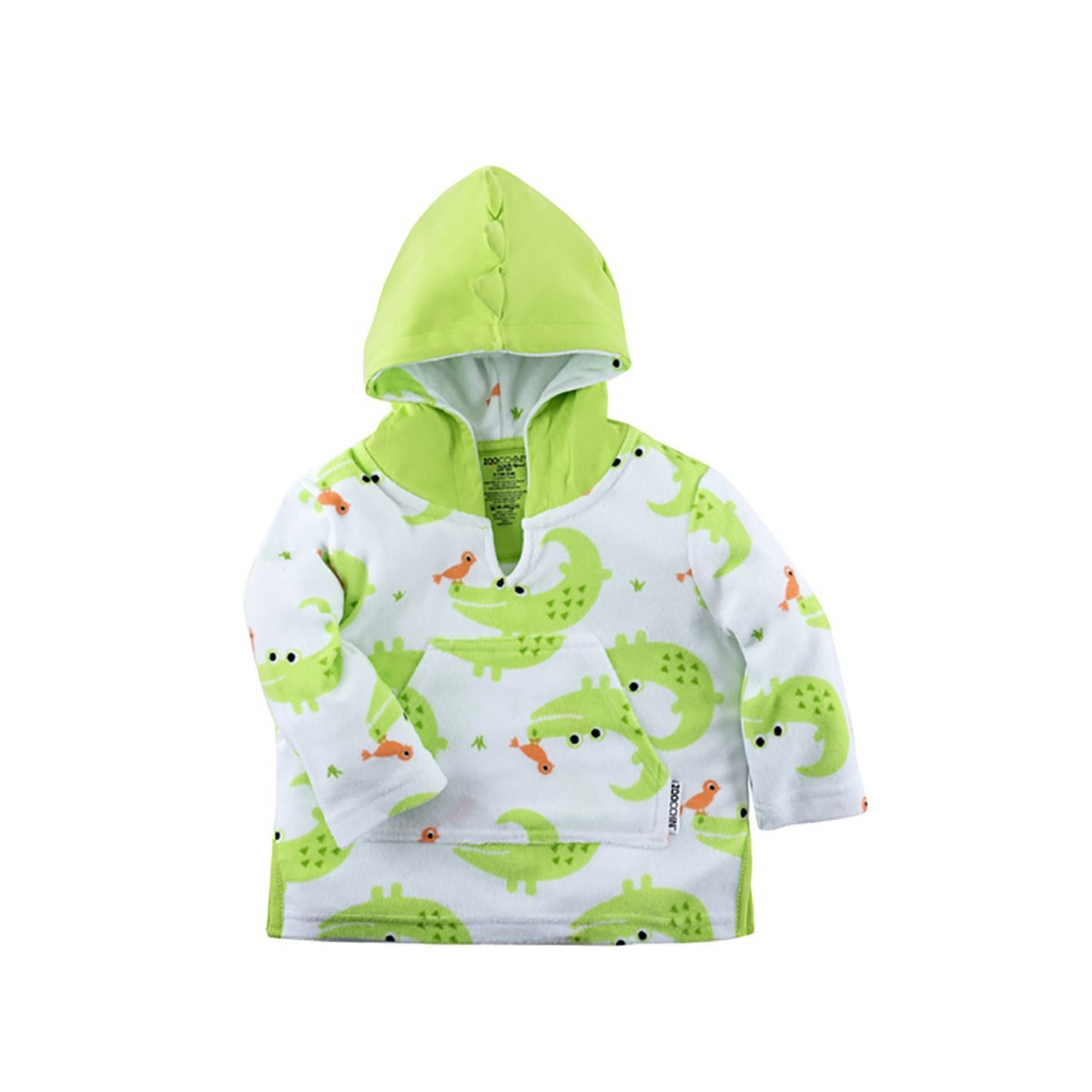 Image of Zoocchini Cotton Babies Cover-Up - Seahorse