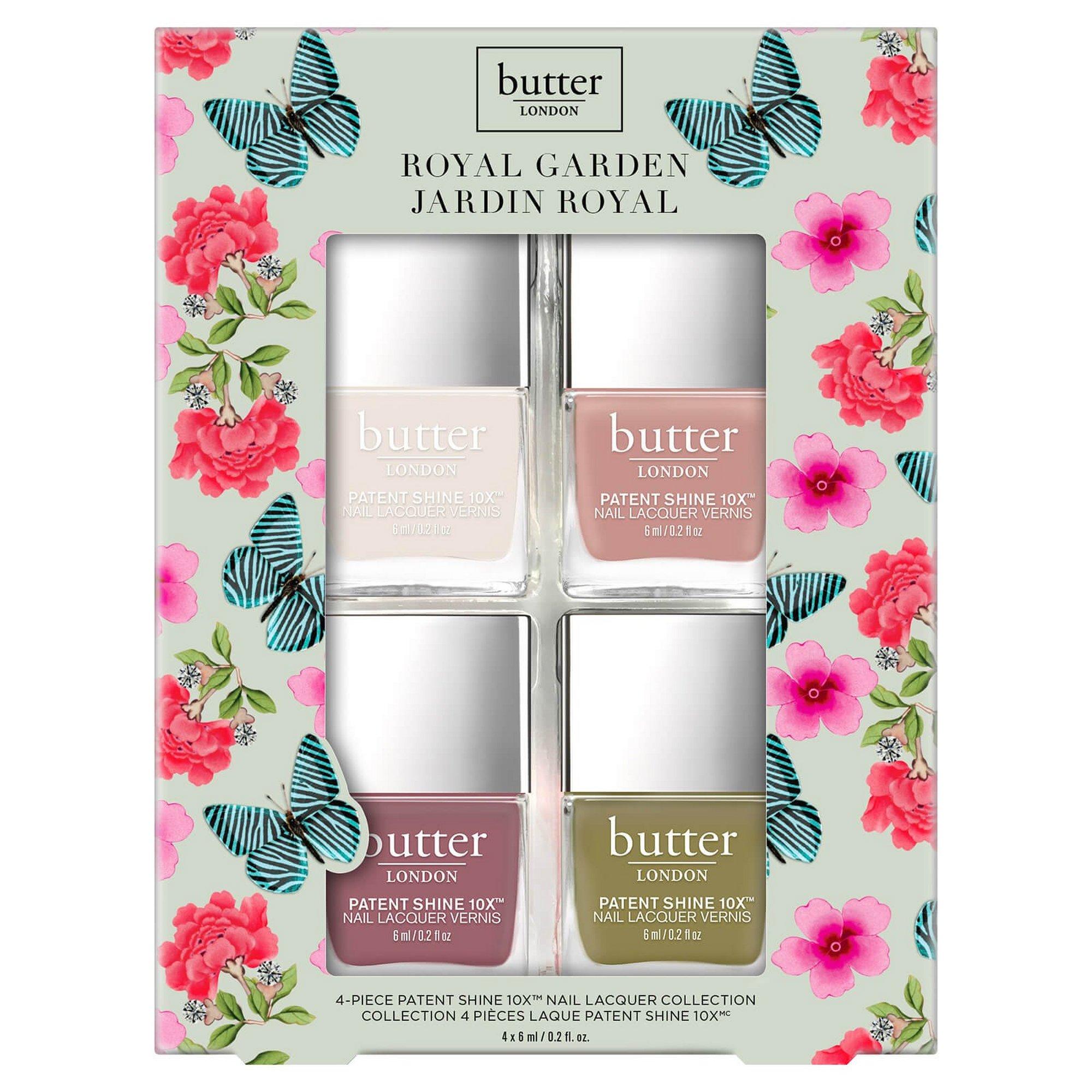 Image of Butter London Royal Garden Nail Gift Set