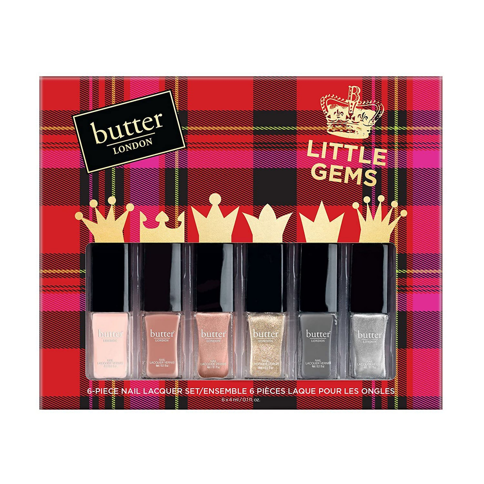 Image of Butter London Little Gems Nail Collection