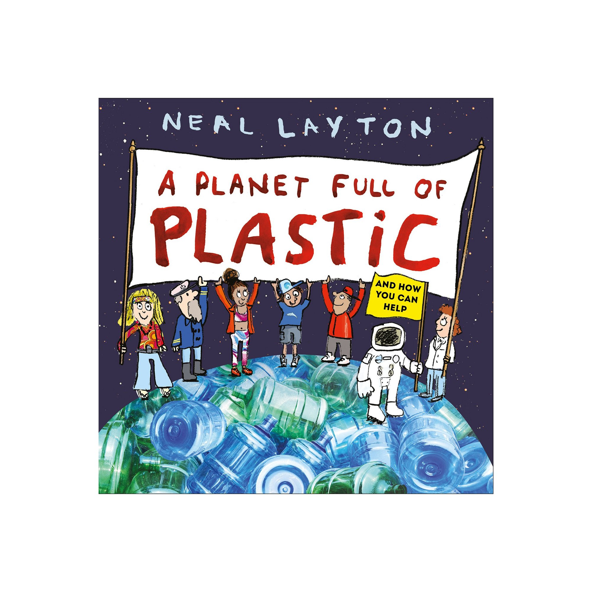 Image of A Planet Full of Plastic