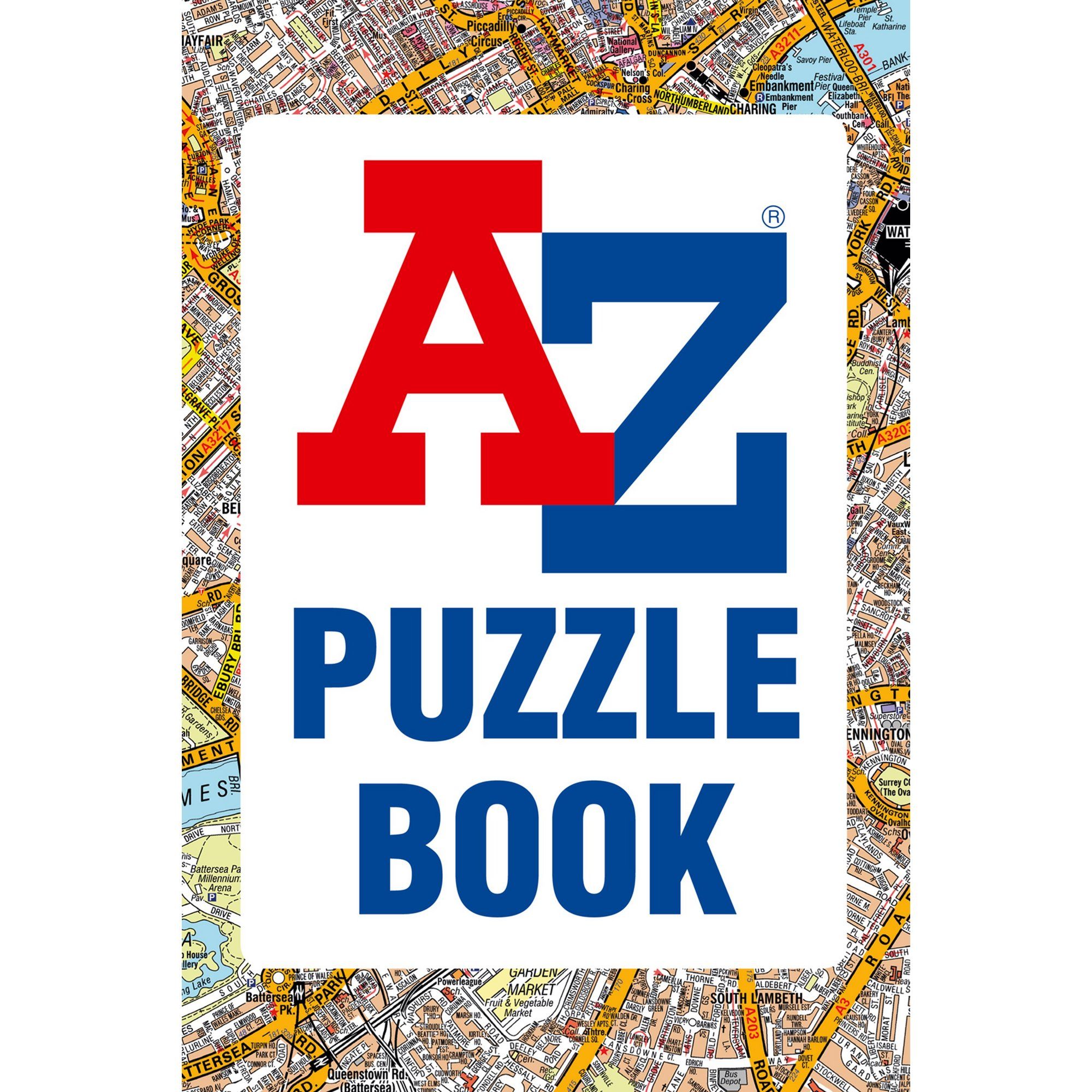 Image of A Z Puzzle Book