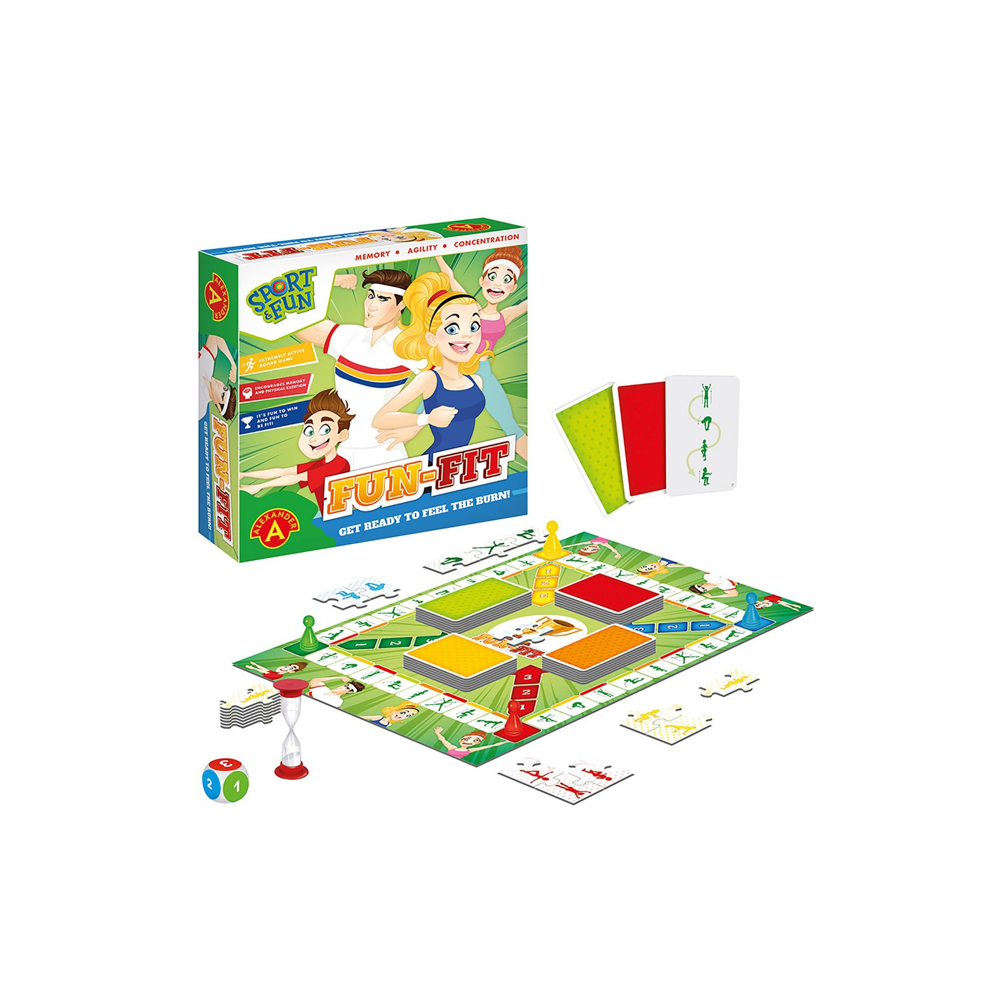 Image of Alexander Toys Fun-Fit