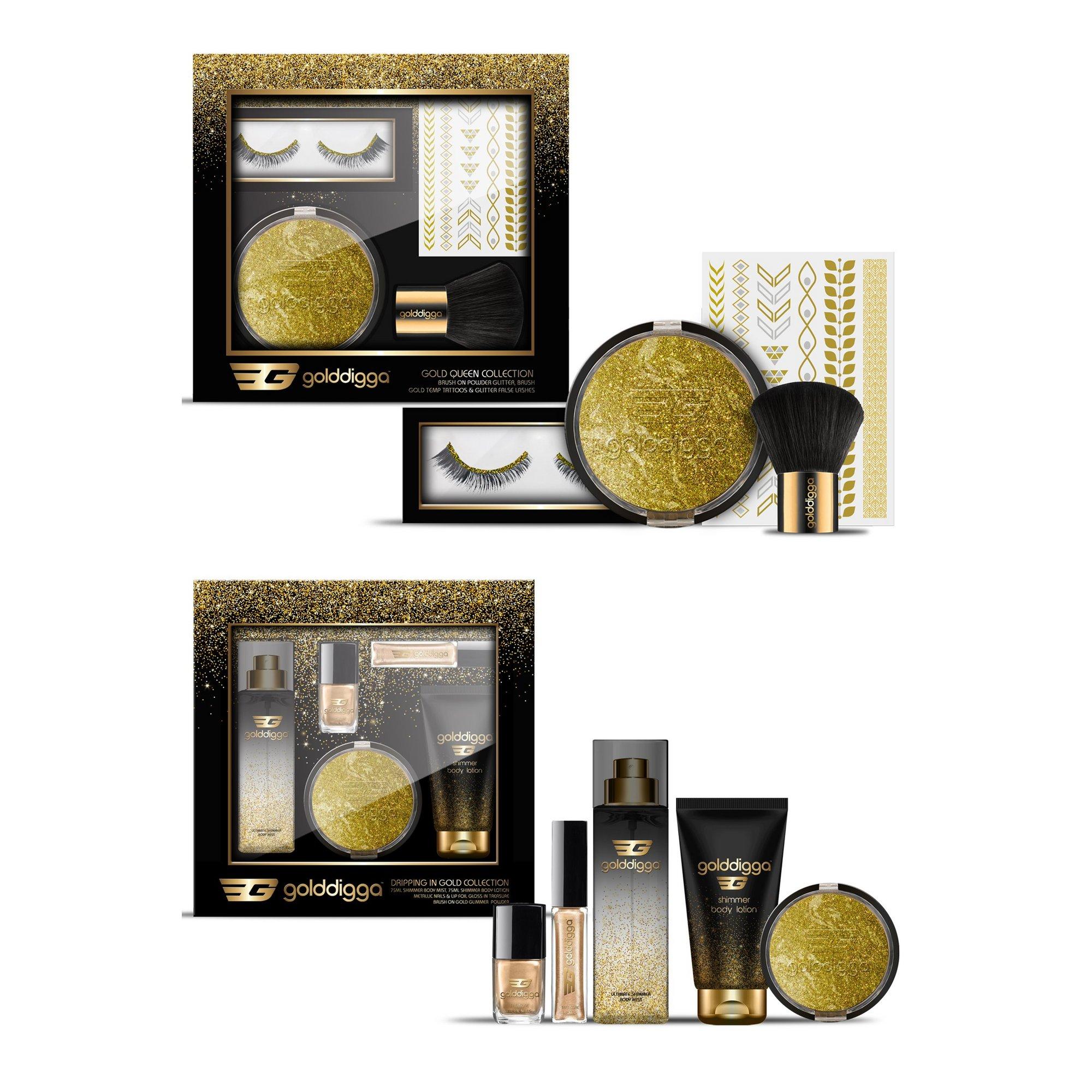 Image of Golddigga Gold Collection