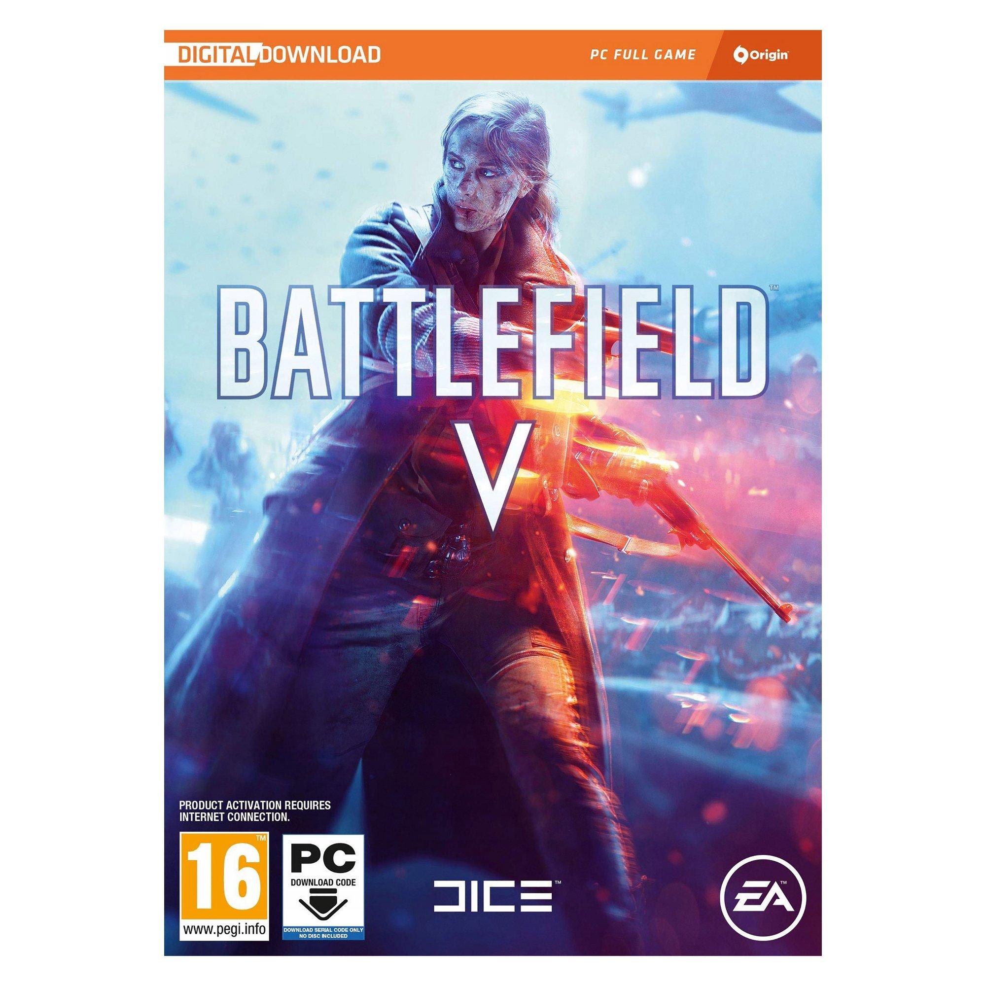 Image of PC: Battlefield V