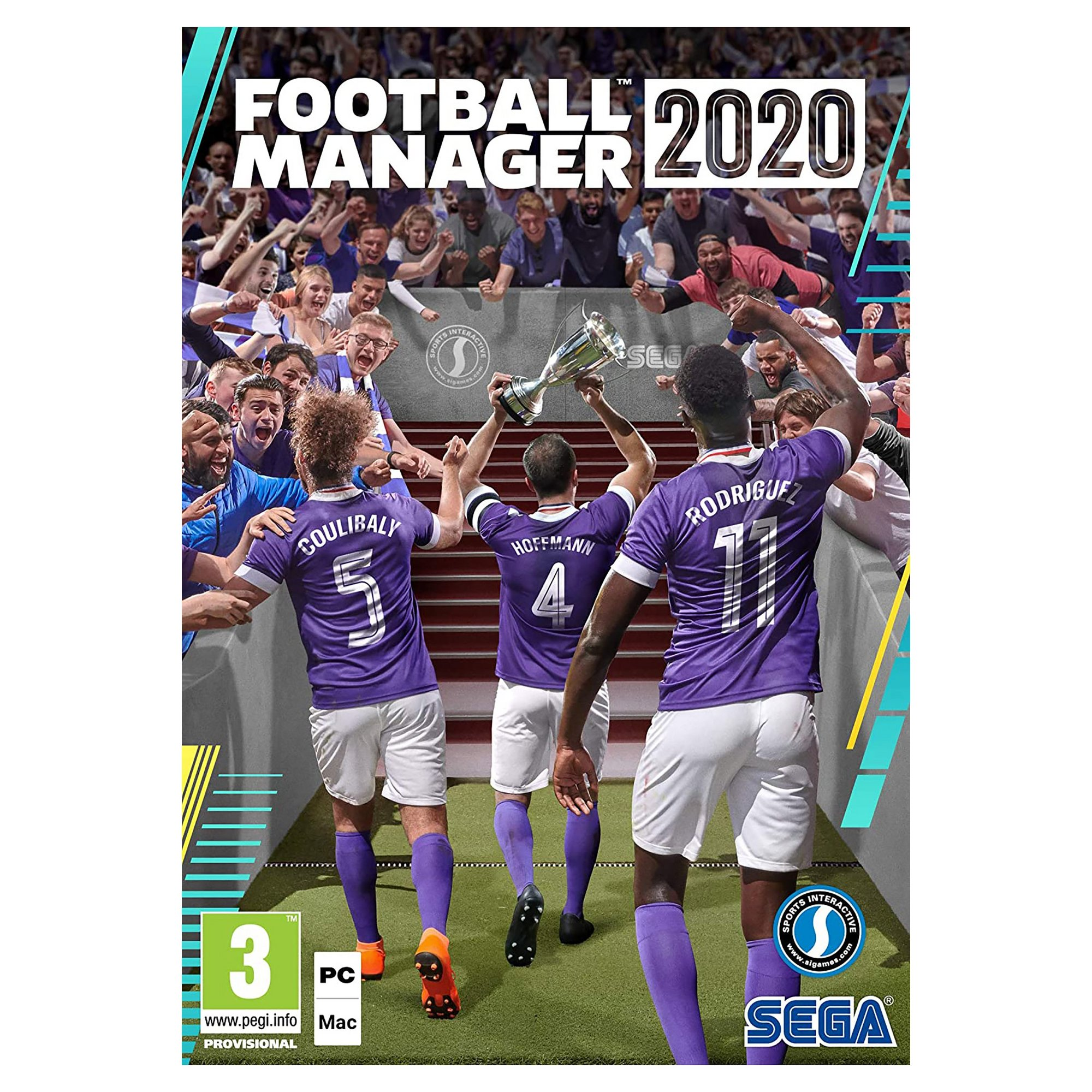 Image of PC: Football Manager 2020