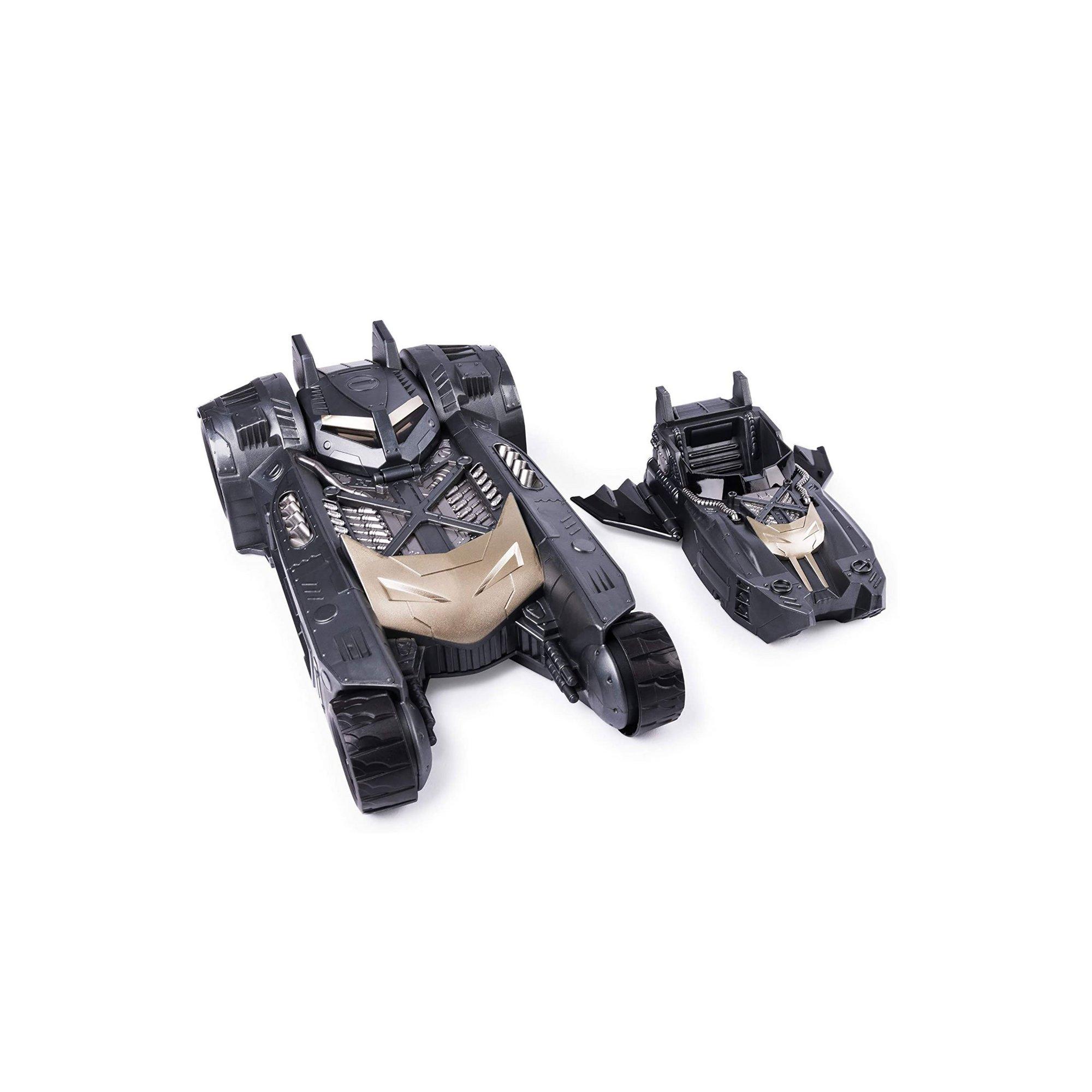 Image of 12 Inch Batmobile and Batboat