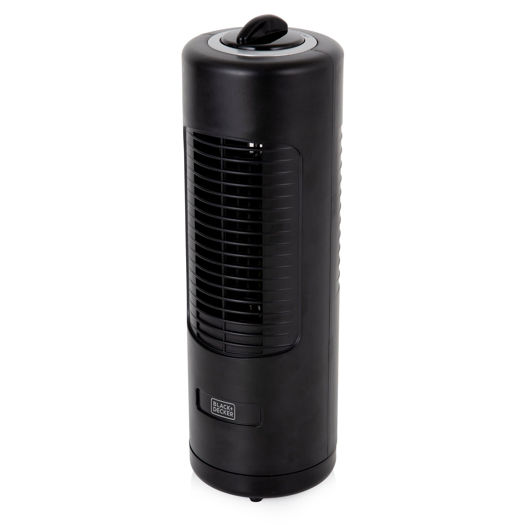 Image of Black and Decker 12 Inch Mini Capsule Tower Fan