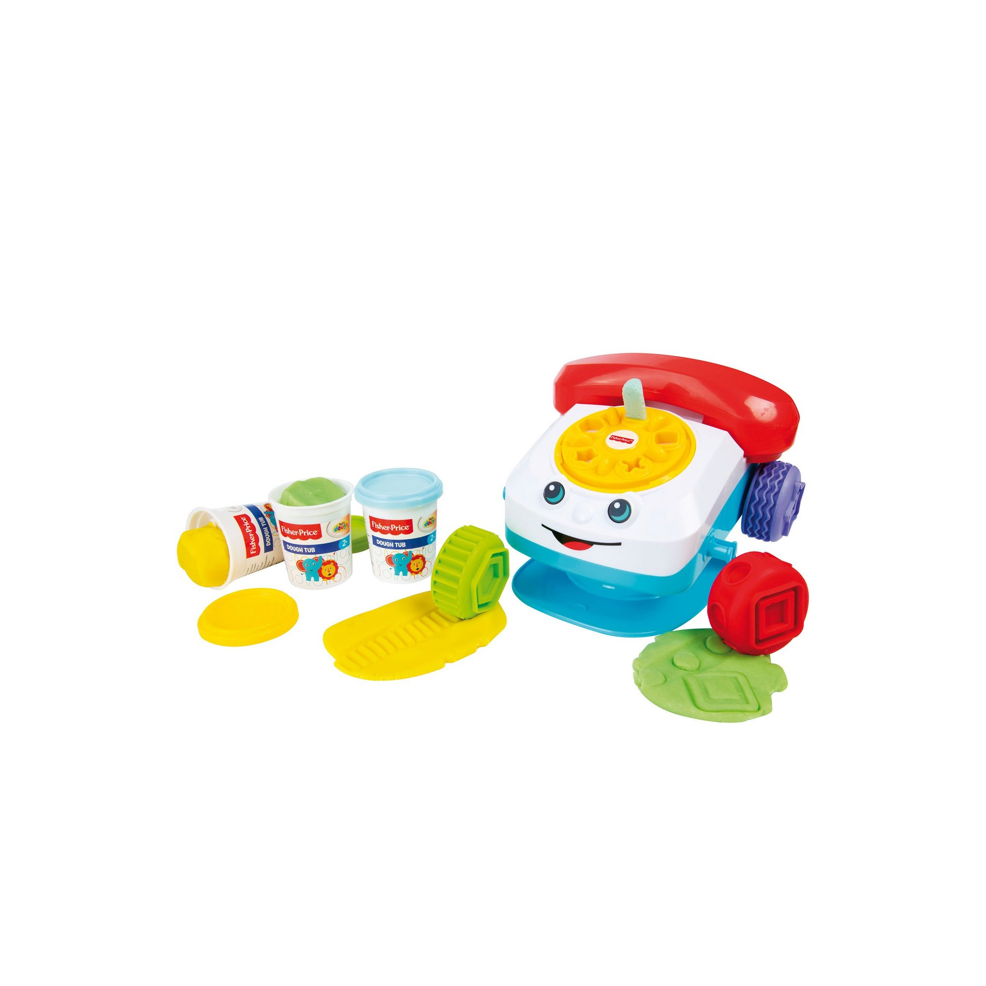 Image of Chatter Telephone Dough Set