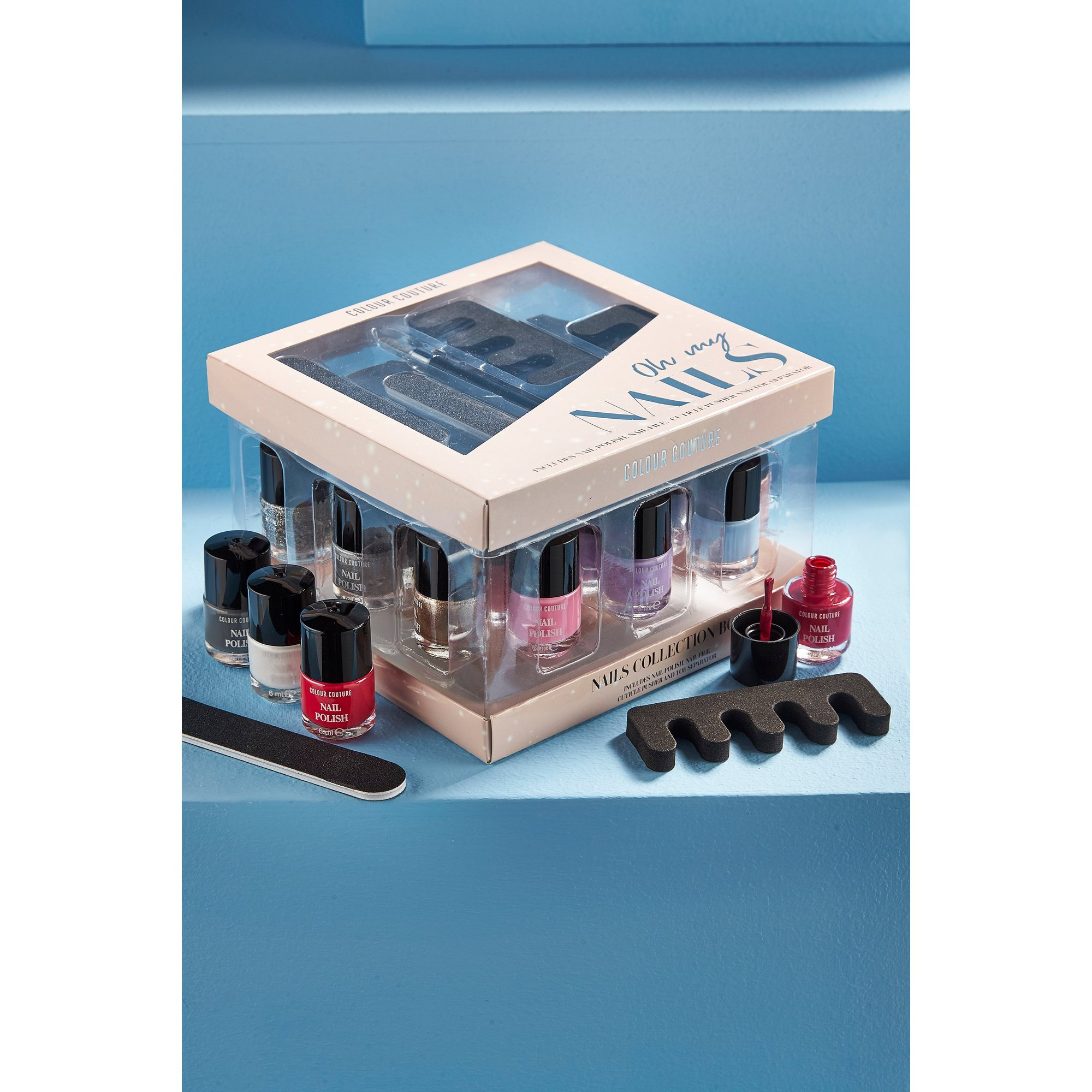 Image of Colour Couture Nail Cube