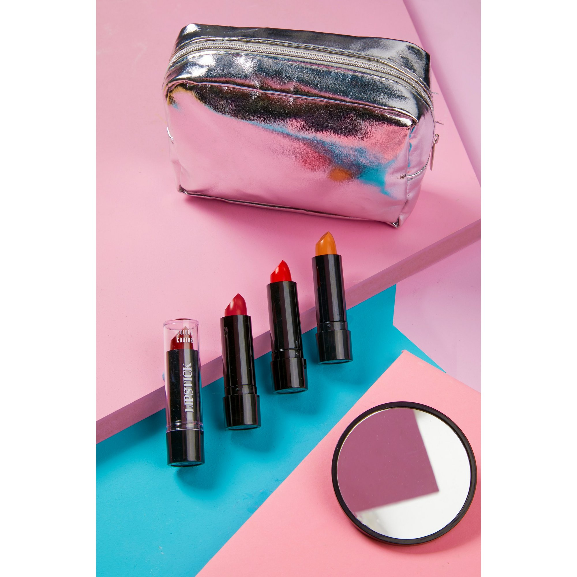 Image of Colour Couture Cosmetic Pouch Gift Set