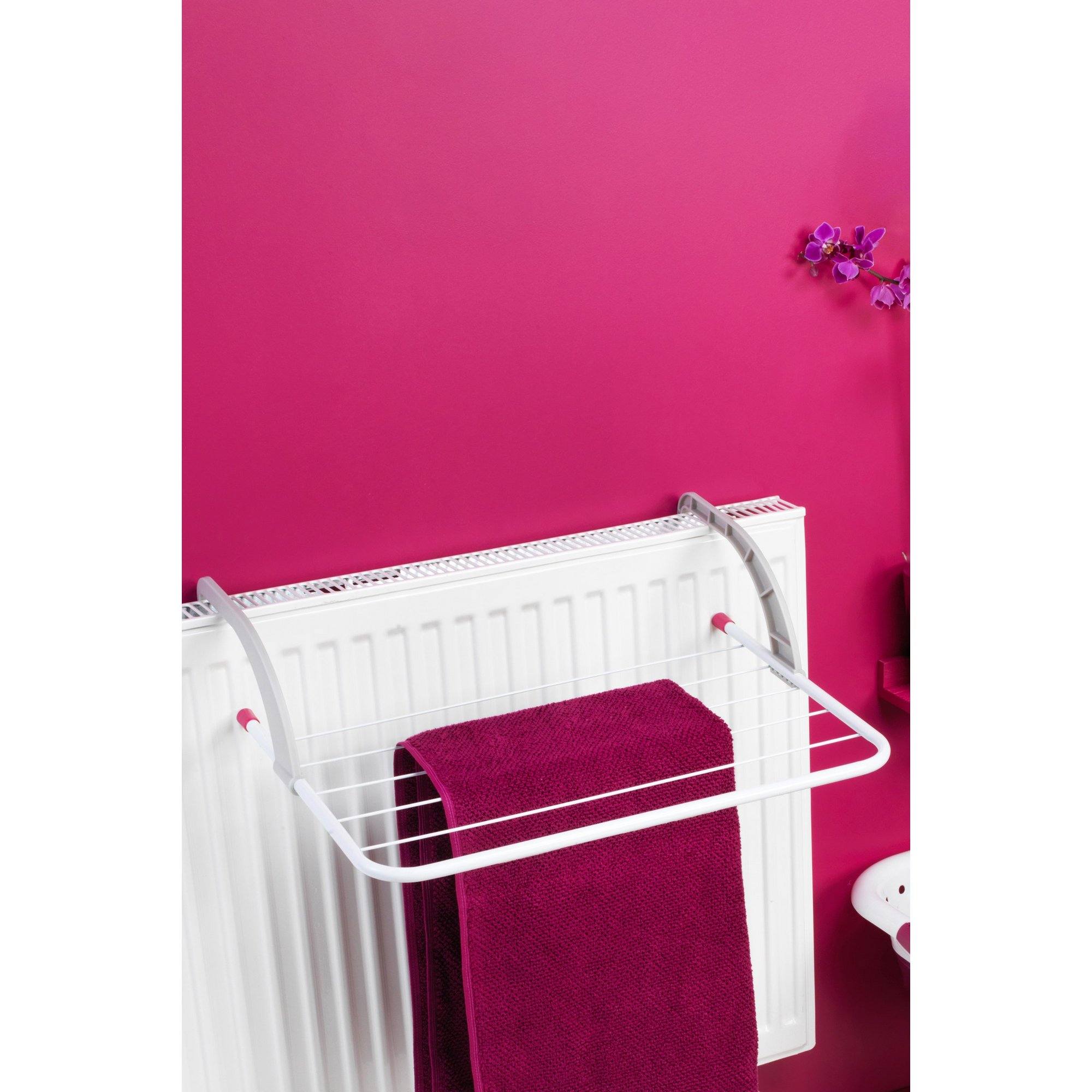 Image of Kleeneze 5-Bar Radiator Attachable Airer