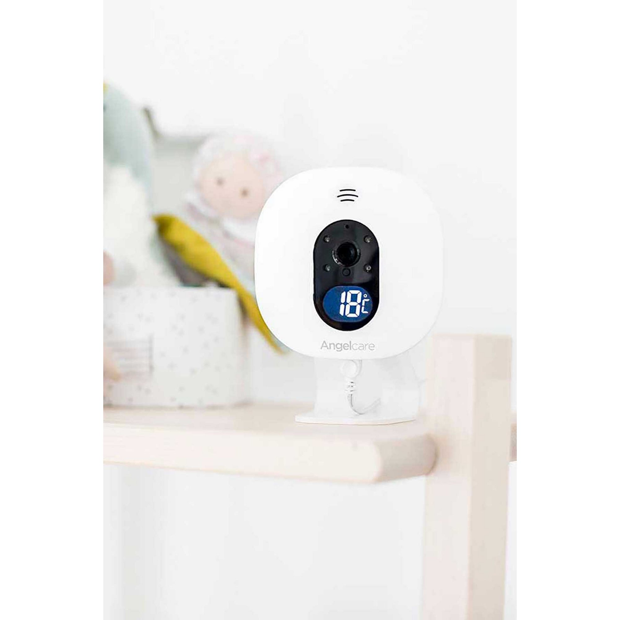 Image of Angelcare AC527 Baby Movement Monitor with Video