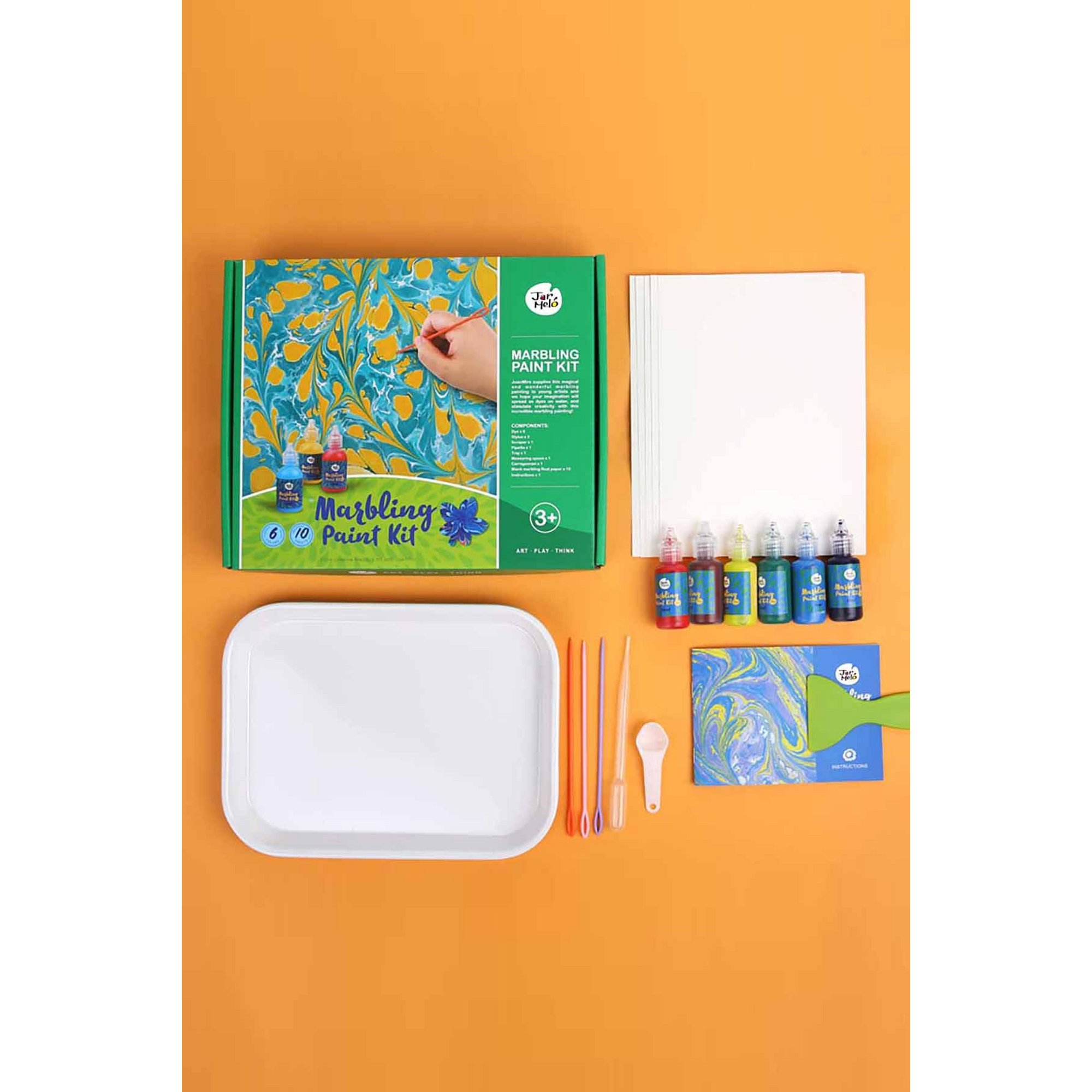 Image of Marbling Paint Kit