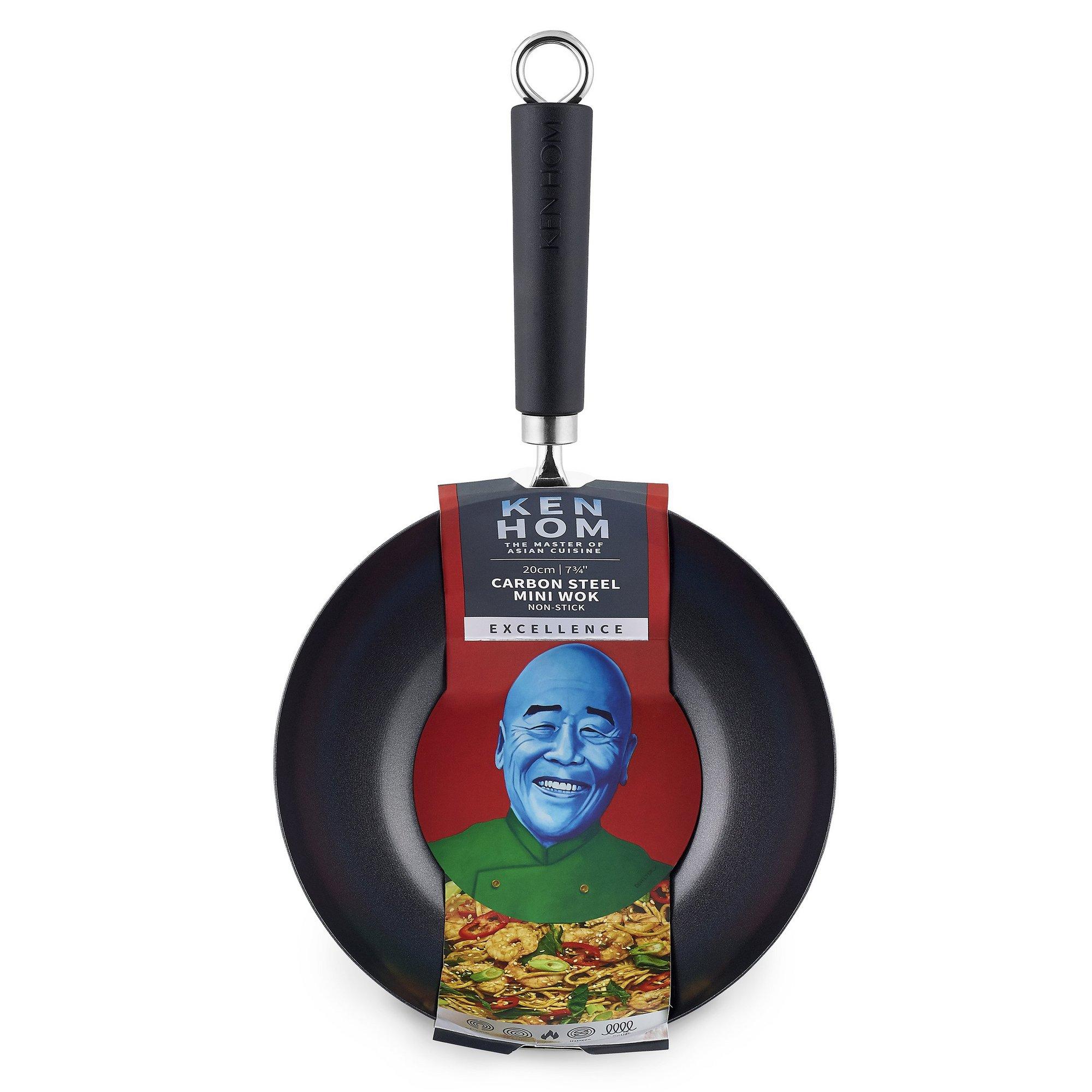 Image of Ken Hom Excellence 20cm Mini Wok