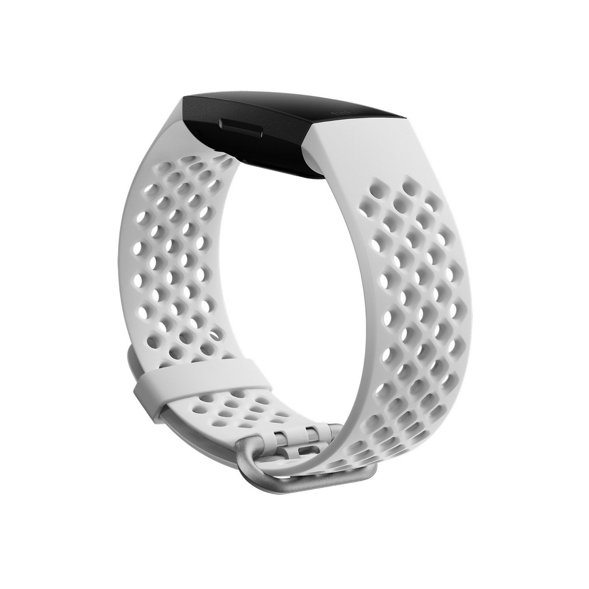Image of Fitbit Charge 4 Frost White Sport Band