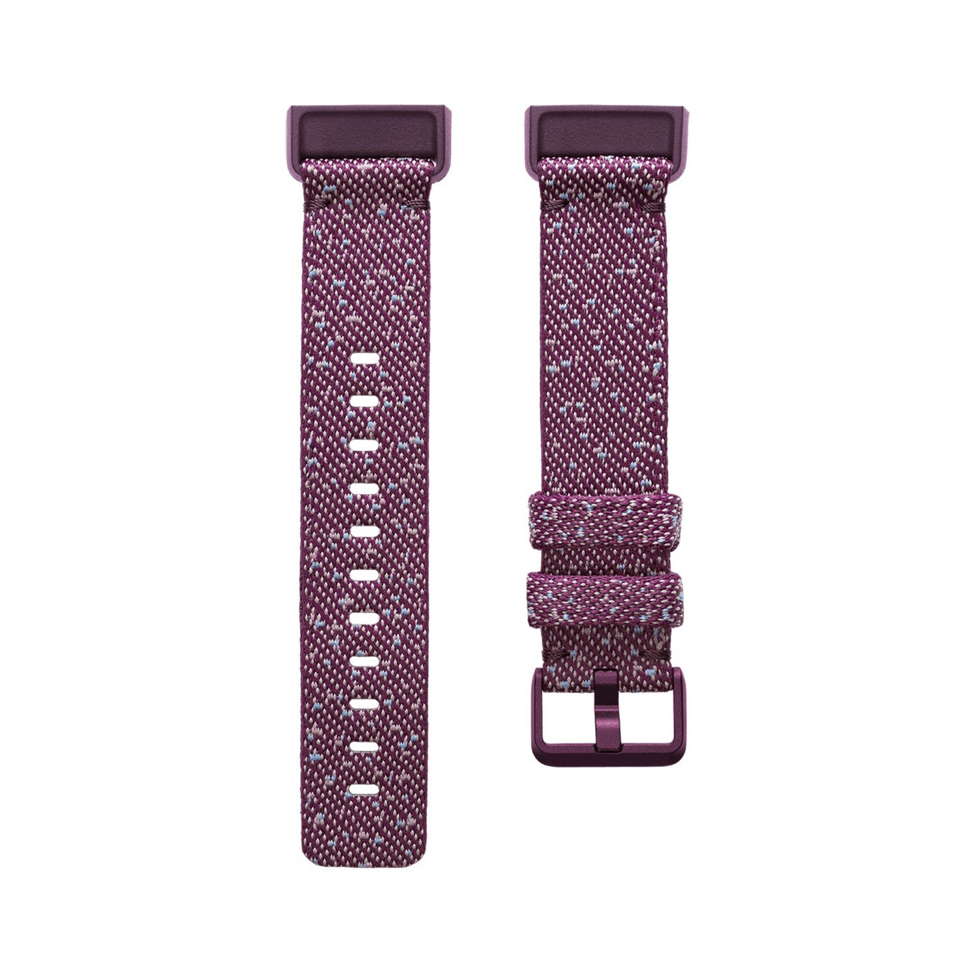 Image of Fitbit Charge 4 Woven Rosewood Band