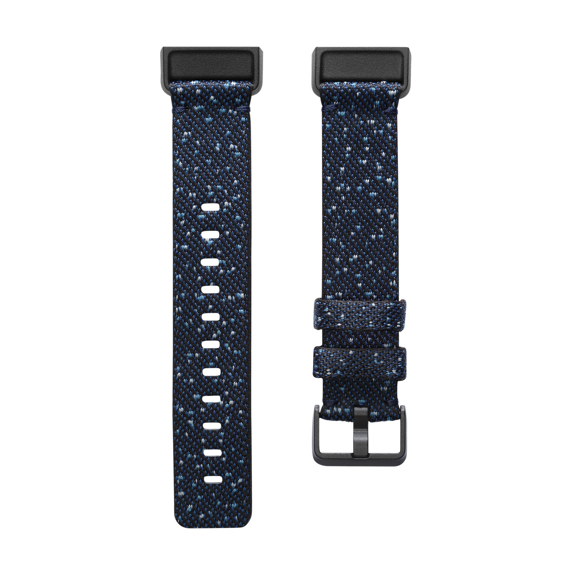 Image of Fitbit Charge 4 Woven Midnight Band