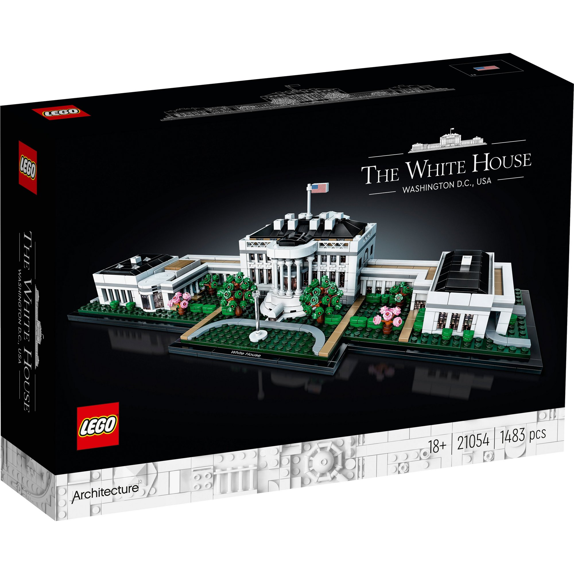 Image of LEGO Architecture The White House