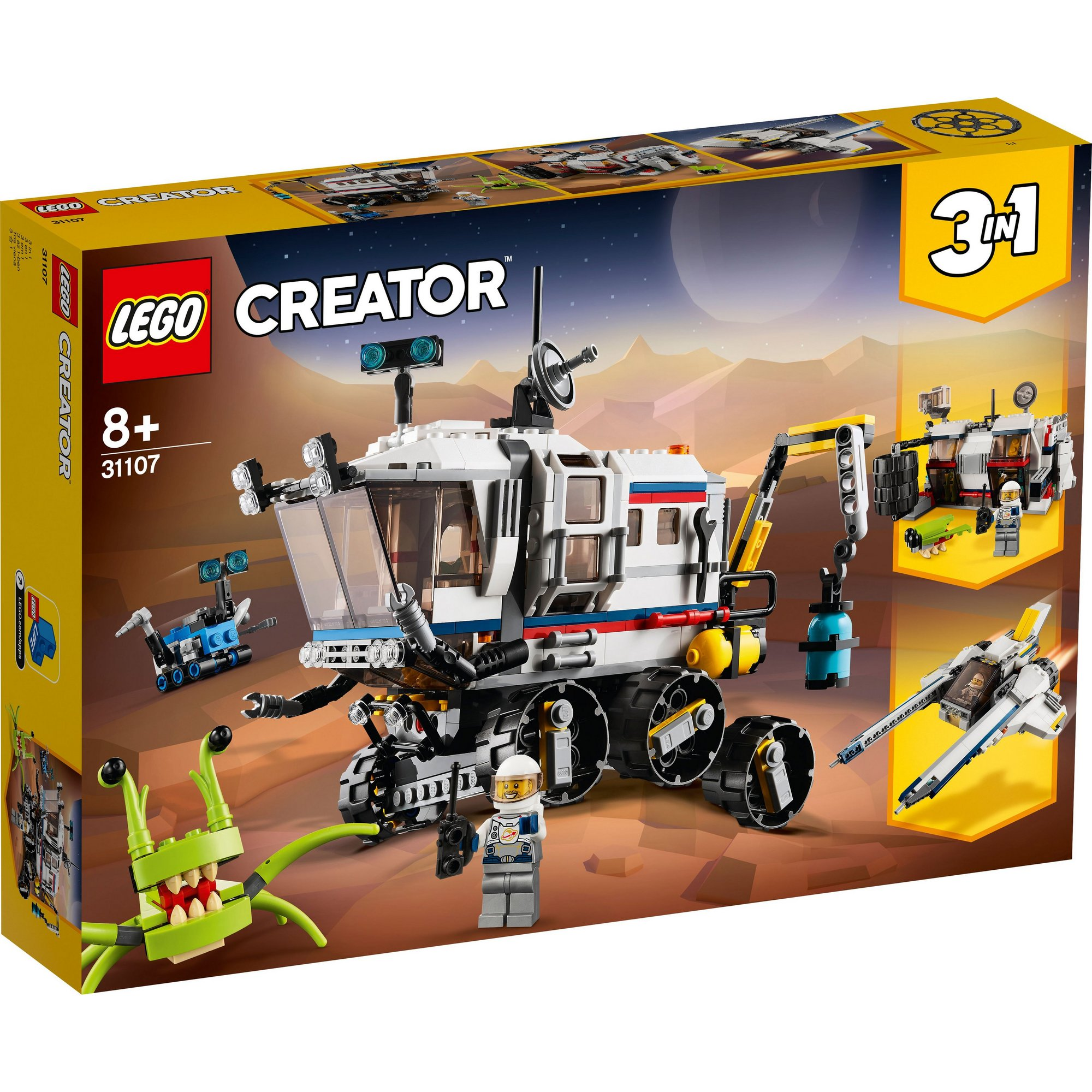 Image of LEGO Creator Space Rover Explorer