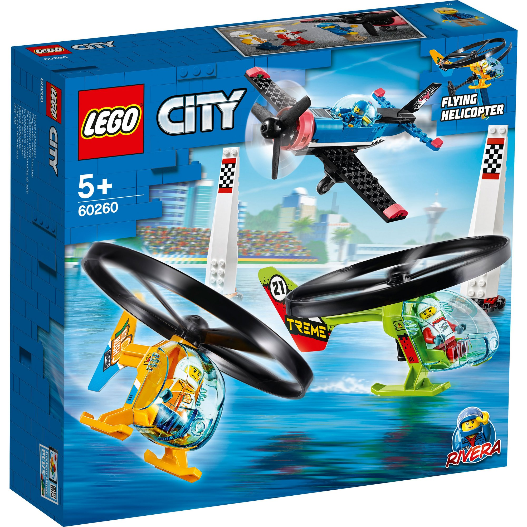 Image of LEGO City Airport Air Race