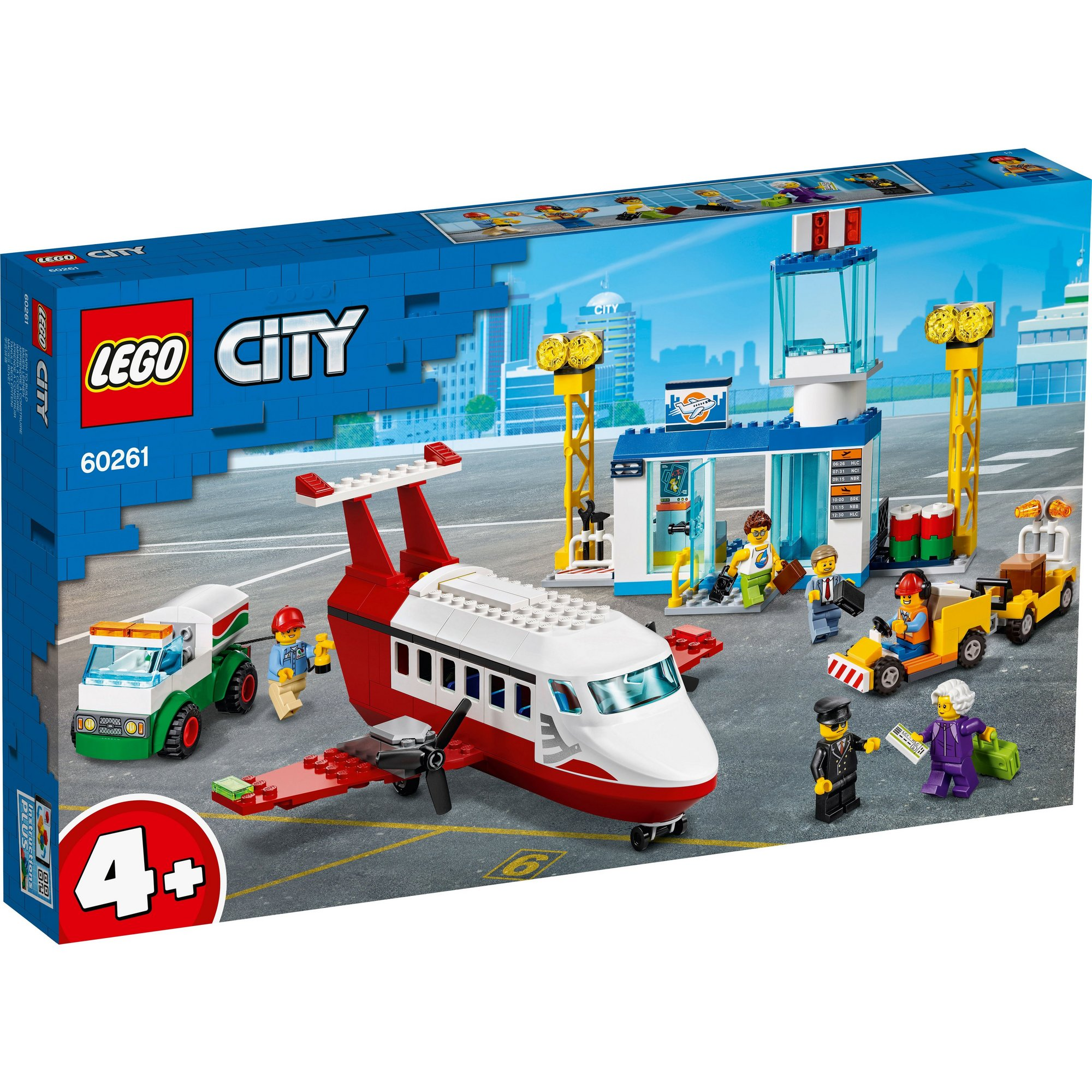 Image of LEGO City Airport Central Airport