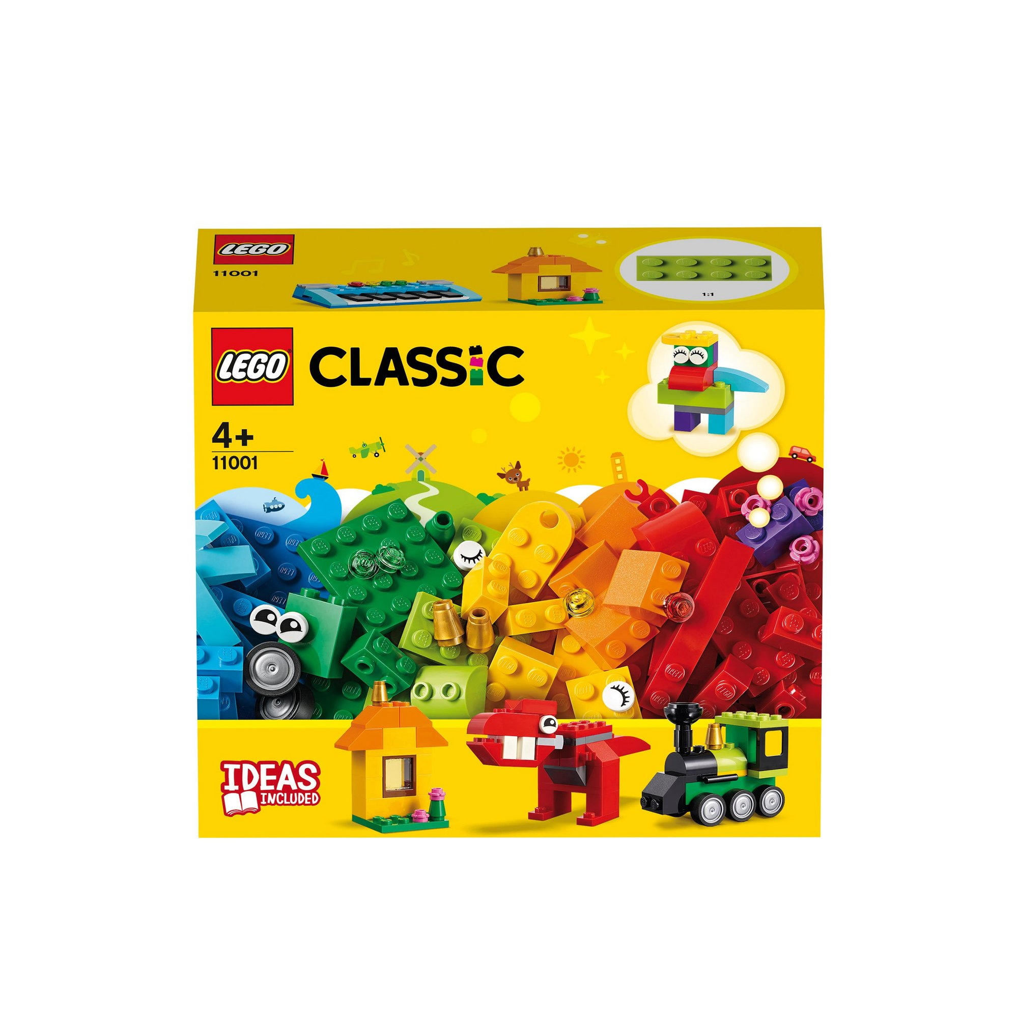 Image of LEGO Classic Bricks and Ideas