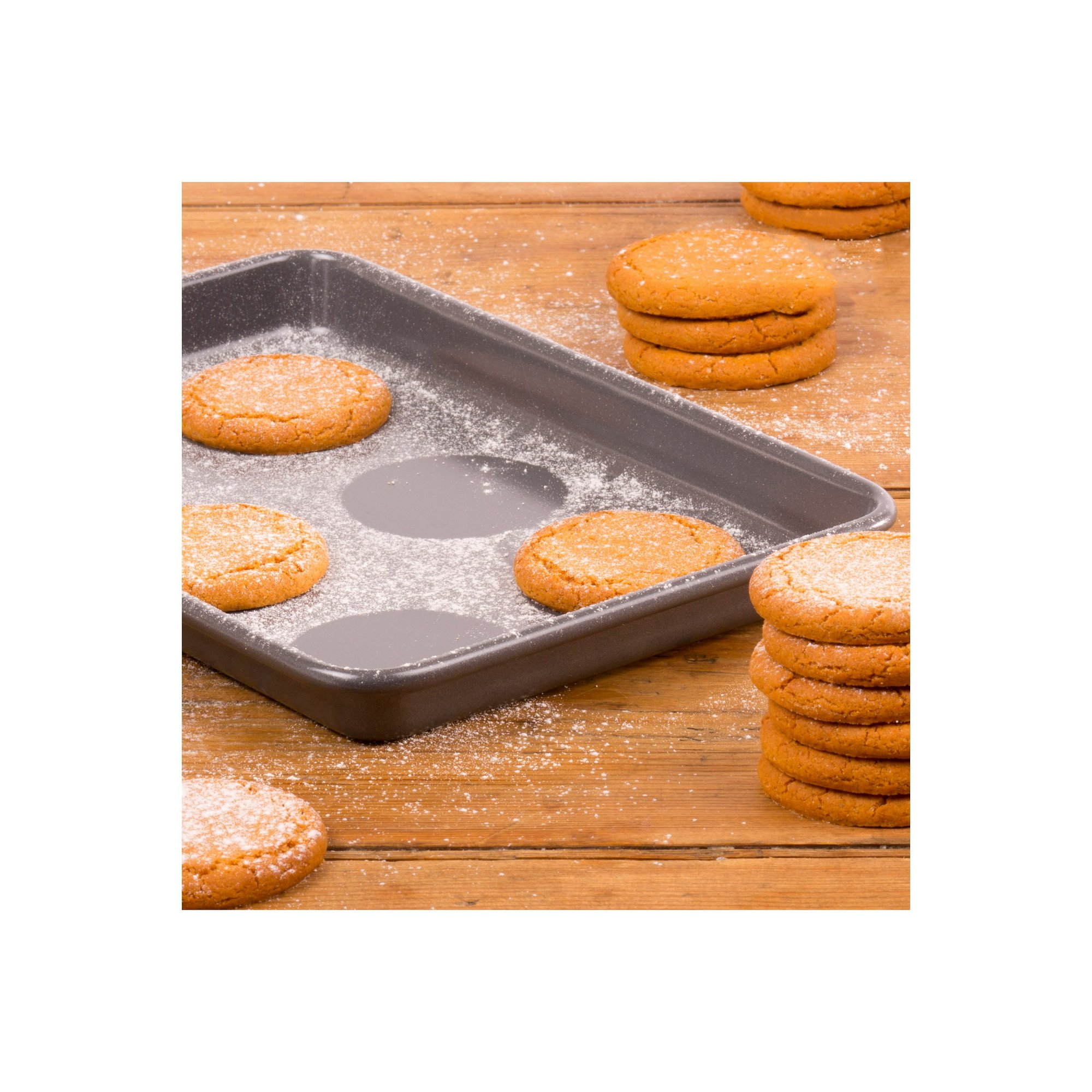 Image of Hairy Bikers Small Oven Tray