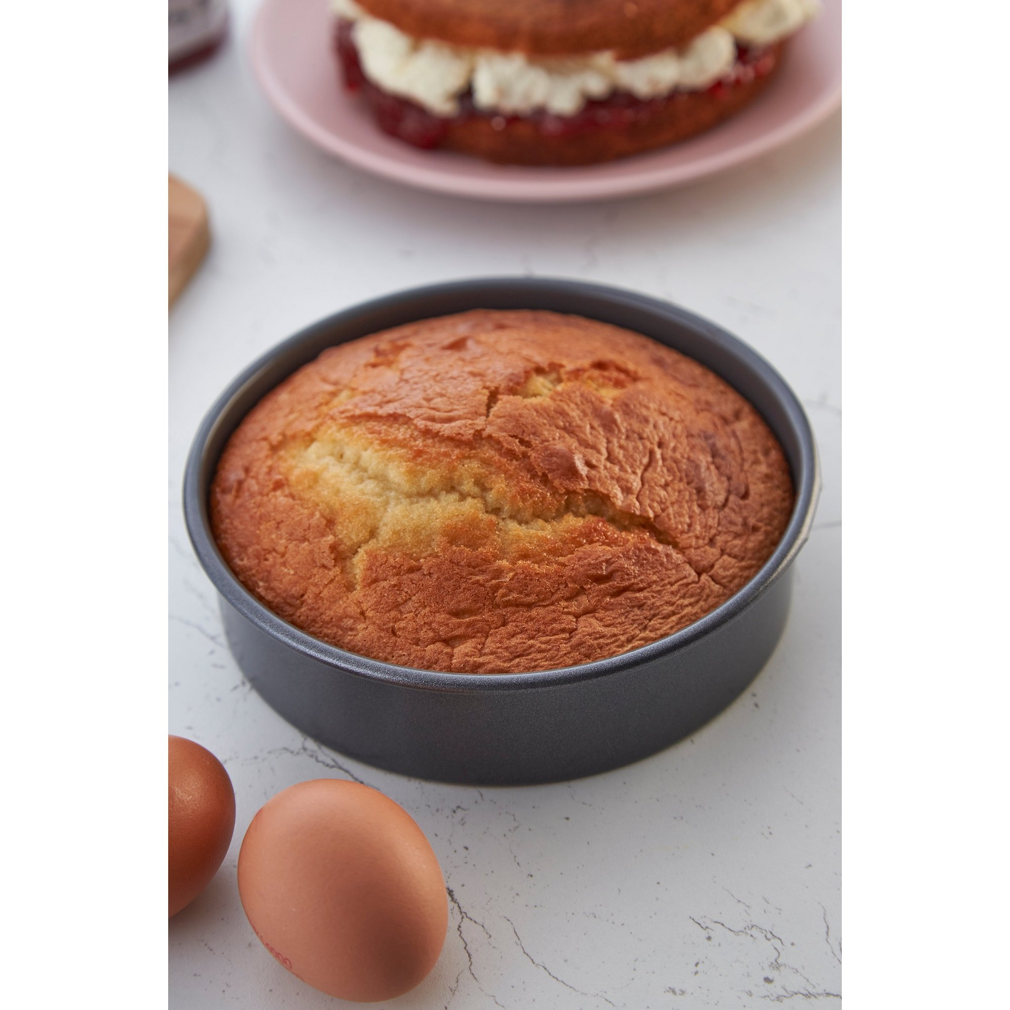 Image of Hairy Bikers Deep Sided Loose Base Cake Tin