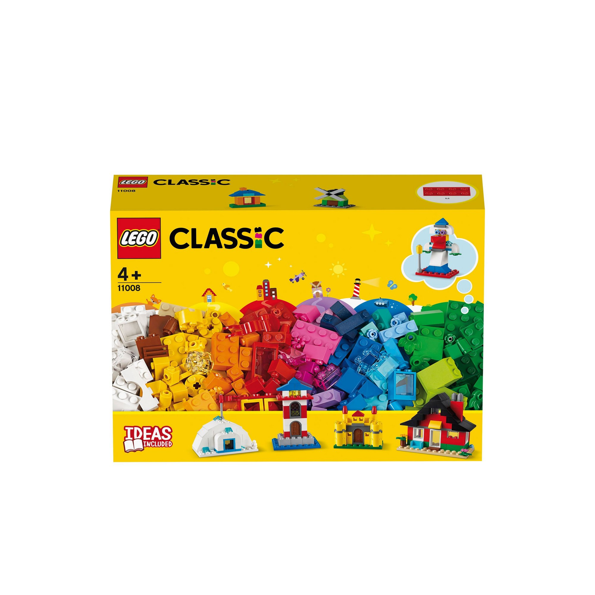 Image of LEGO Classic Bricks and Houses